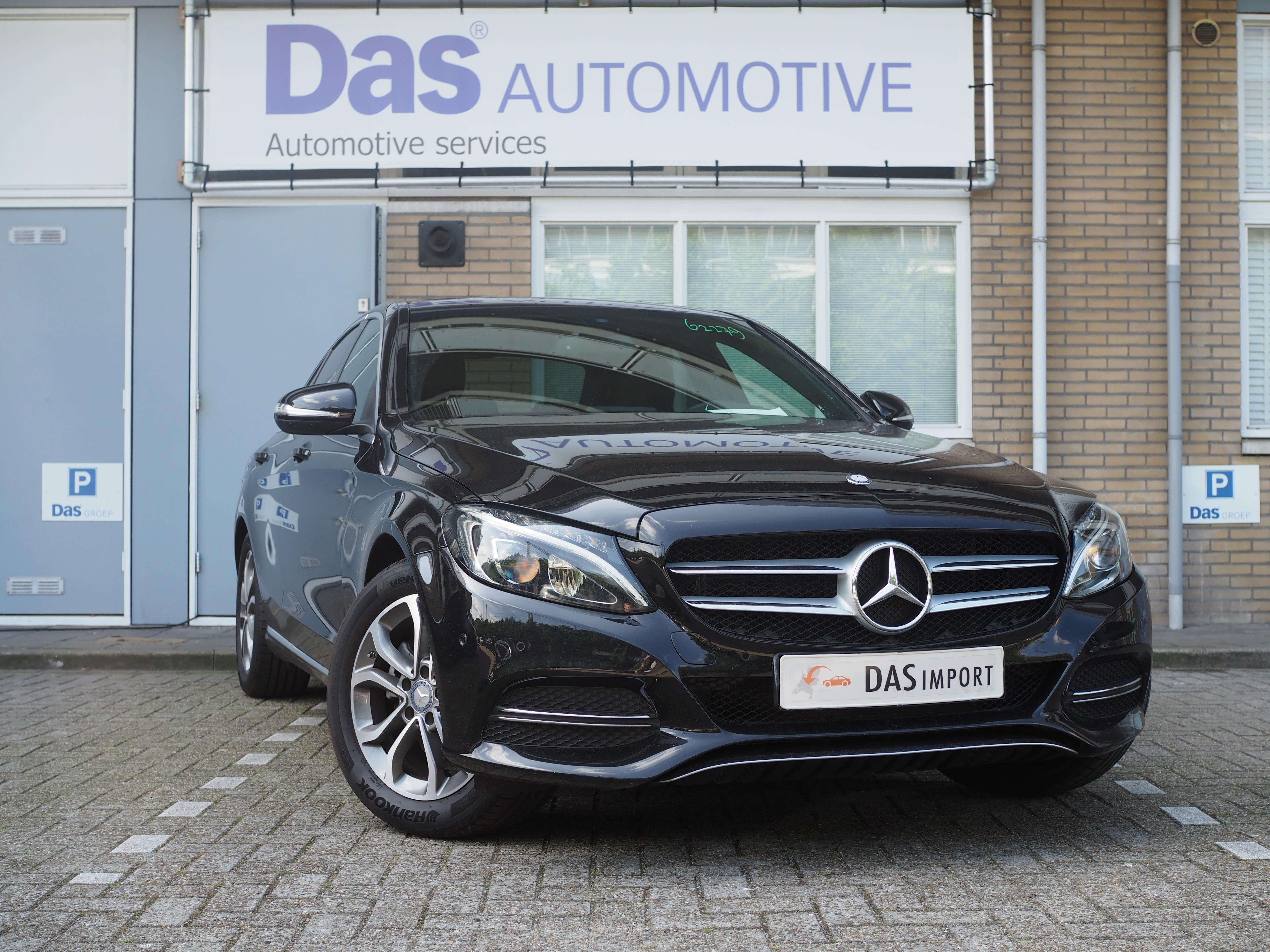 Importauto: Mercedes-Benz C-Klasse C 180 6/2014