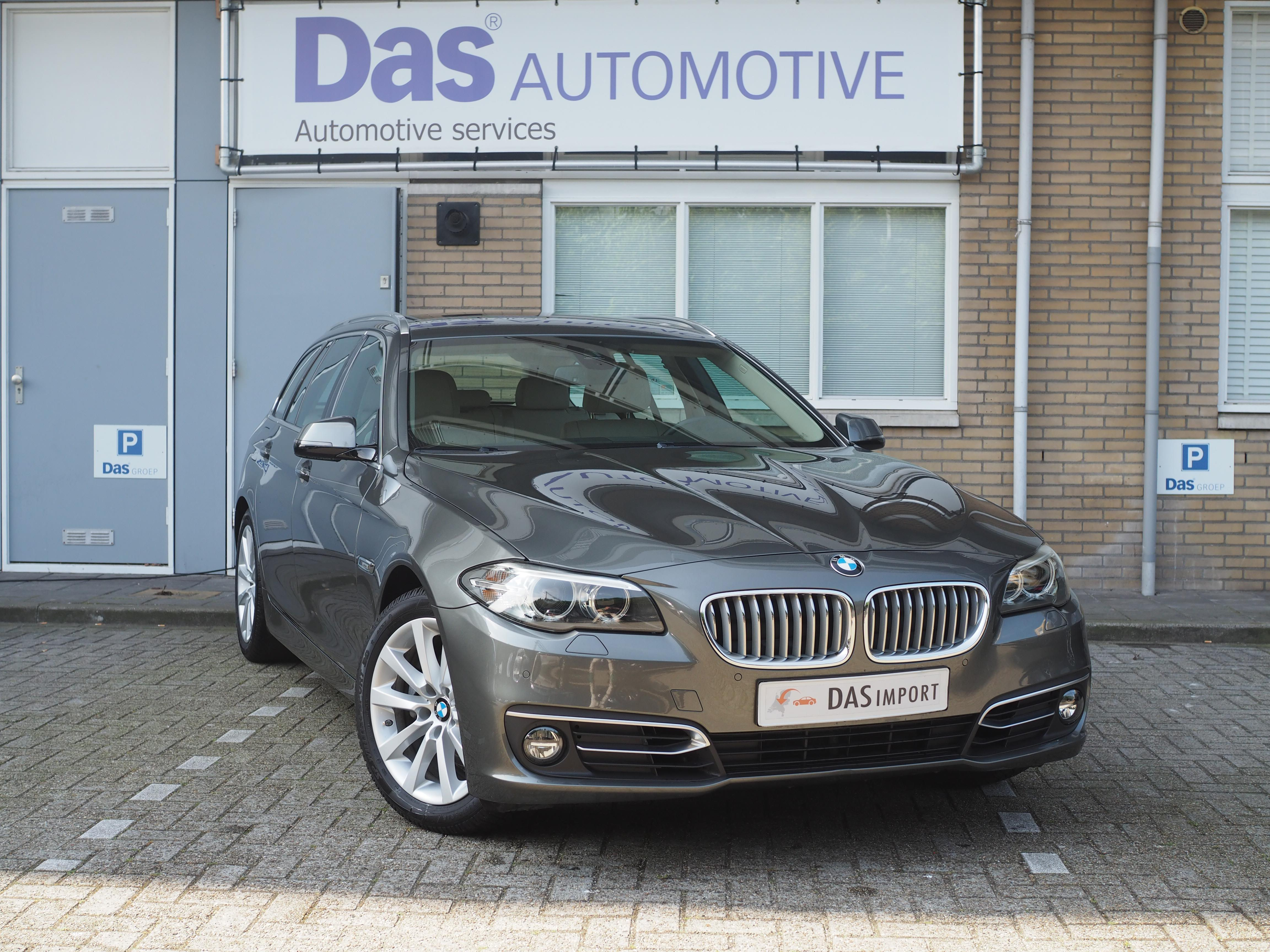 Importauto: BMW 5-Serie Touring Diesel 520d 4/2014