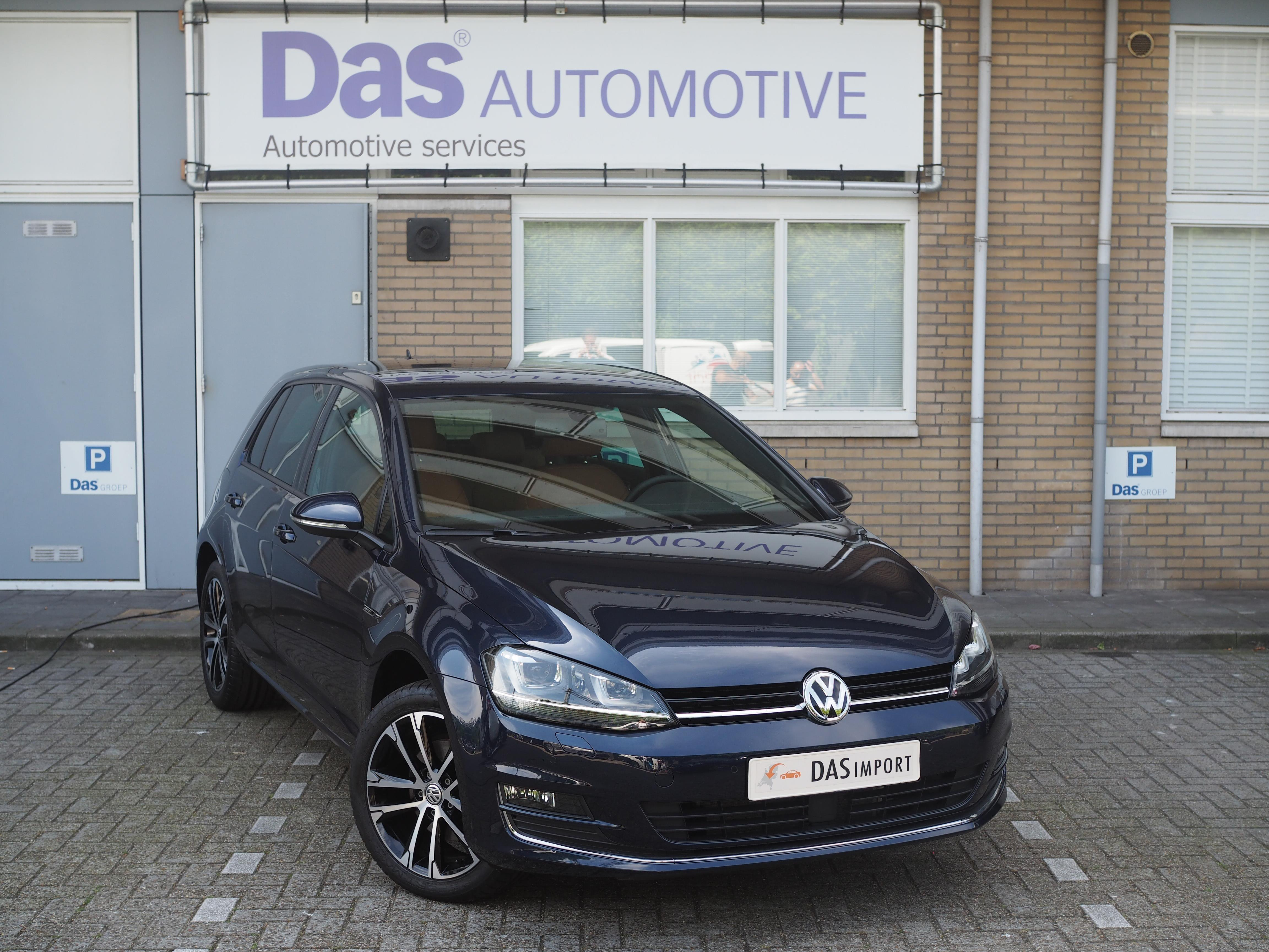Importauto: Volkswagen Golf VII 1.4 TSI 5d ACT 110kW Business Edition BMT 4/2015