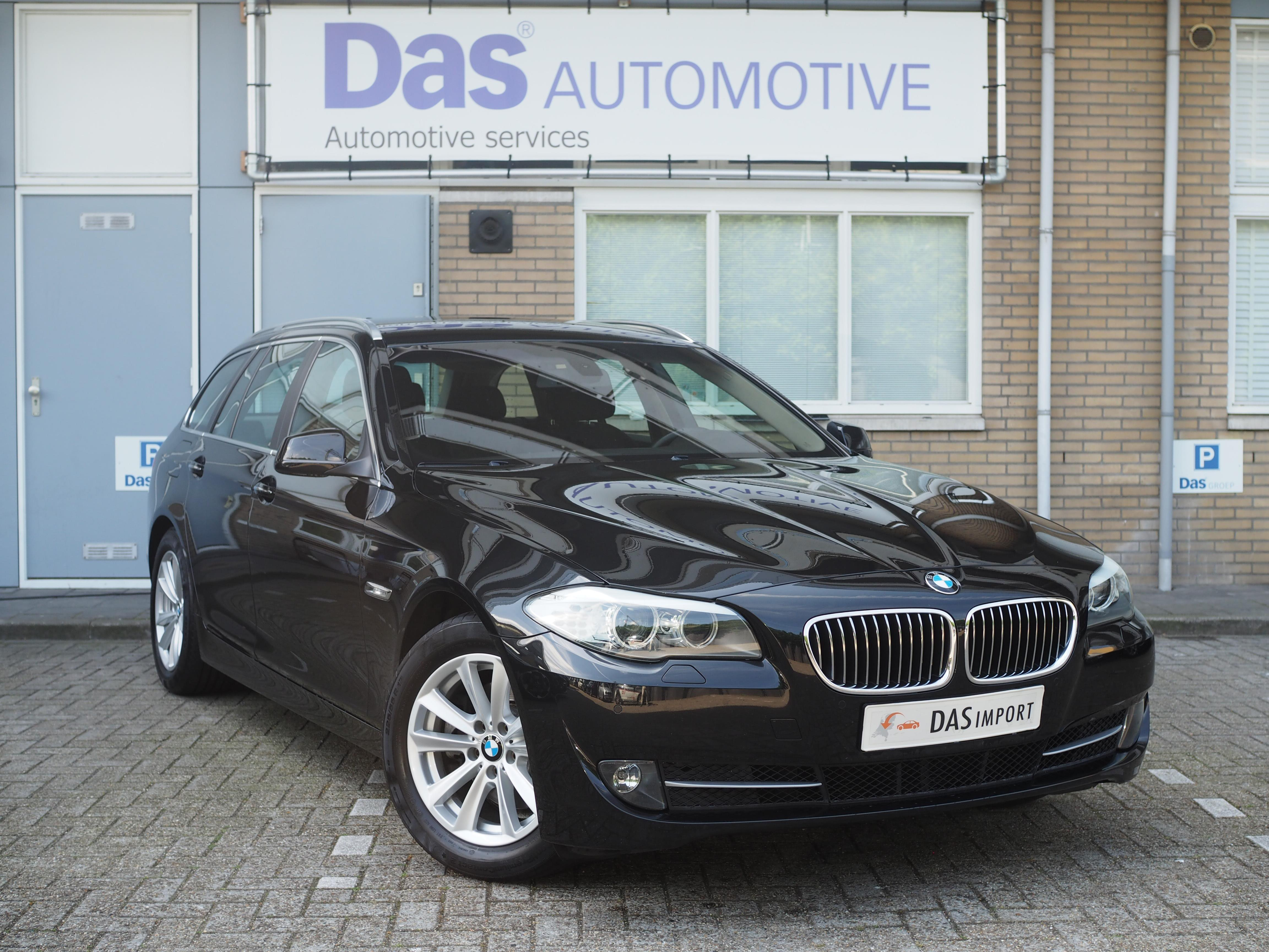 Importauto: BMW 5-Serie Touring Diesel 520d 10/2012