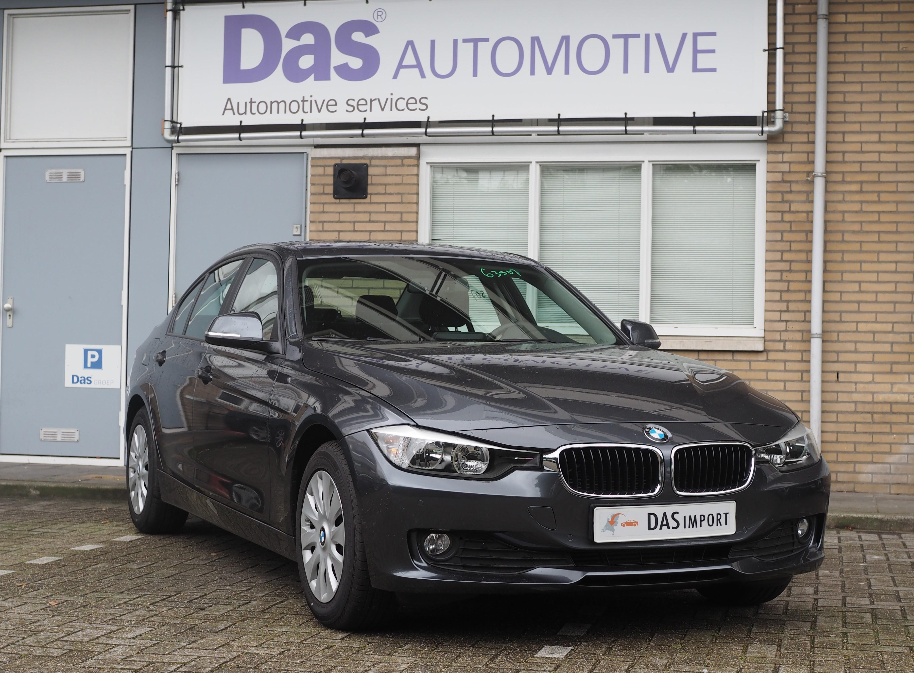 Importauto: BMW 3-serie Limousine 316d 8/2014