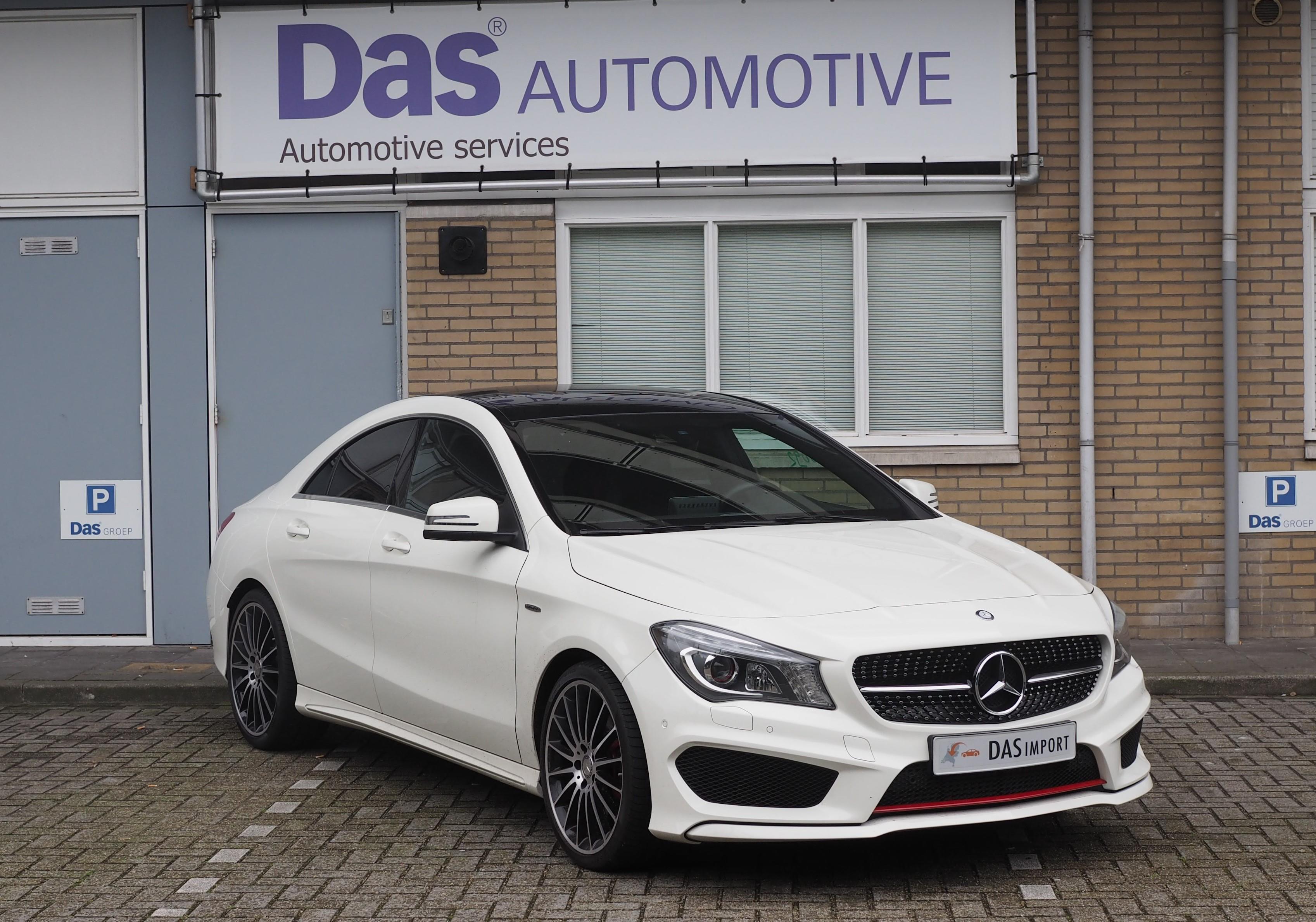 Importauto: Mercedes-Benz CLA-Klasse 250 5/2015