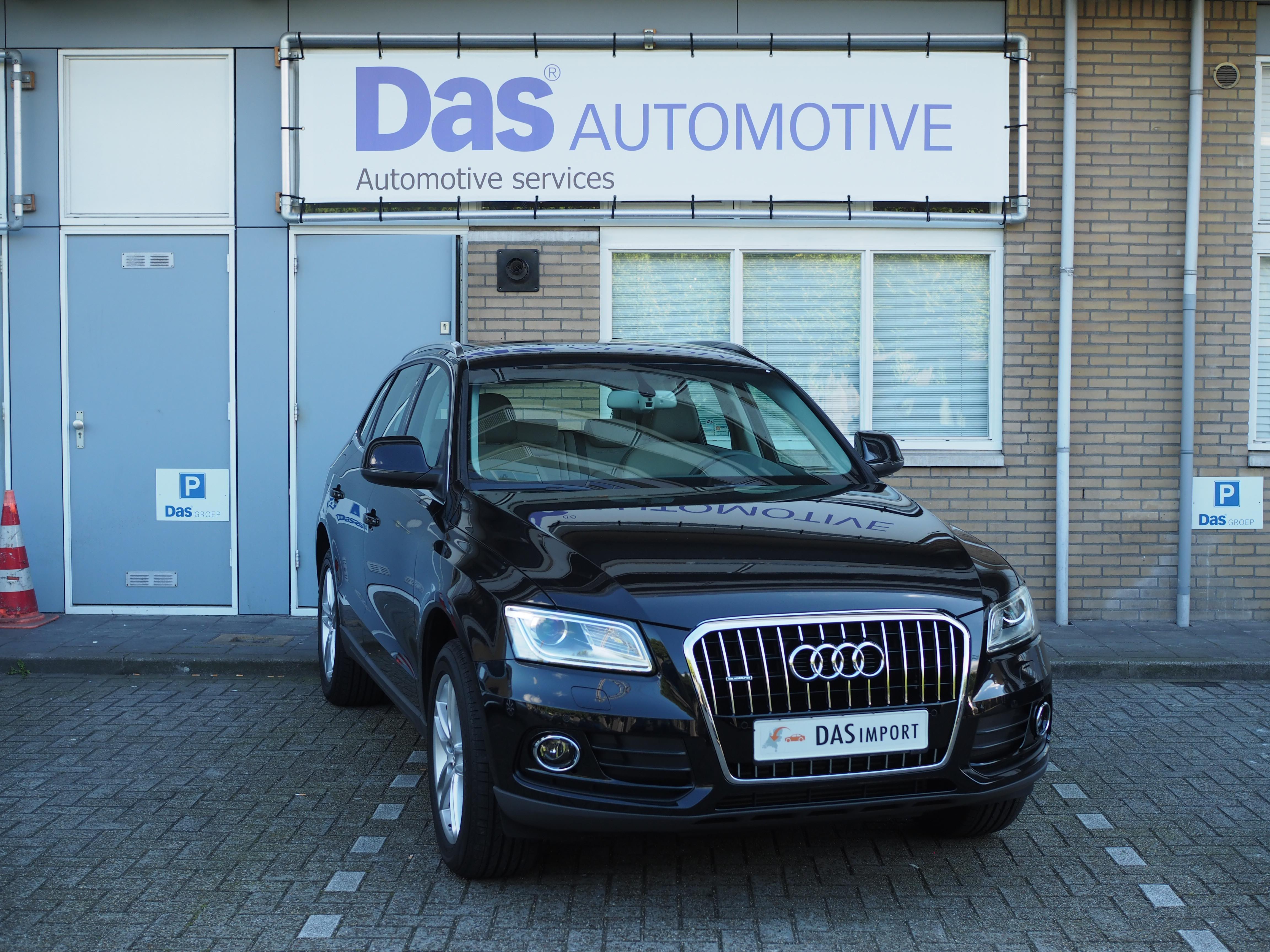 Importauto: Audi Q5 2.0 TFSI quattro 165kW Tiptronic 7/2013