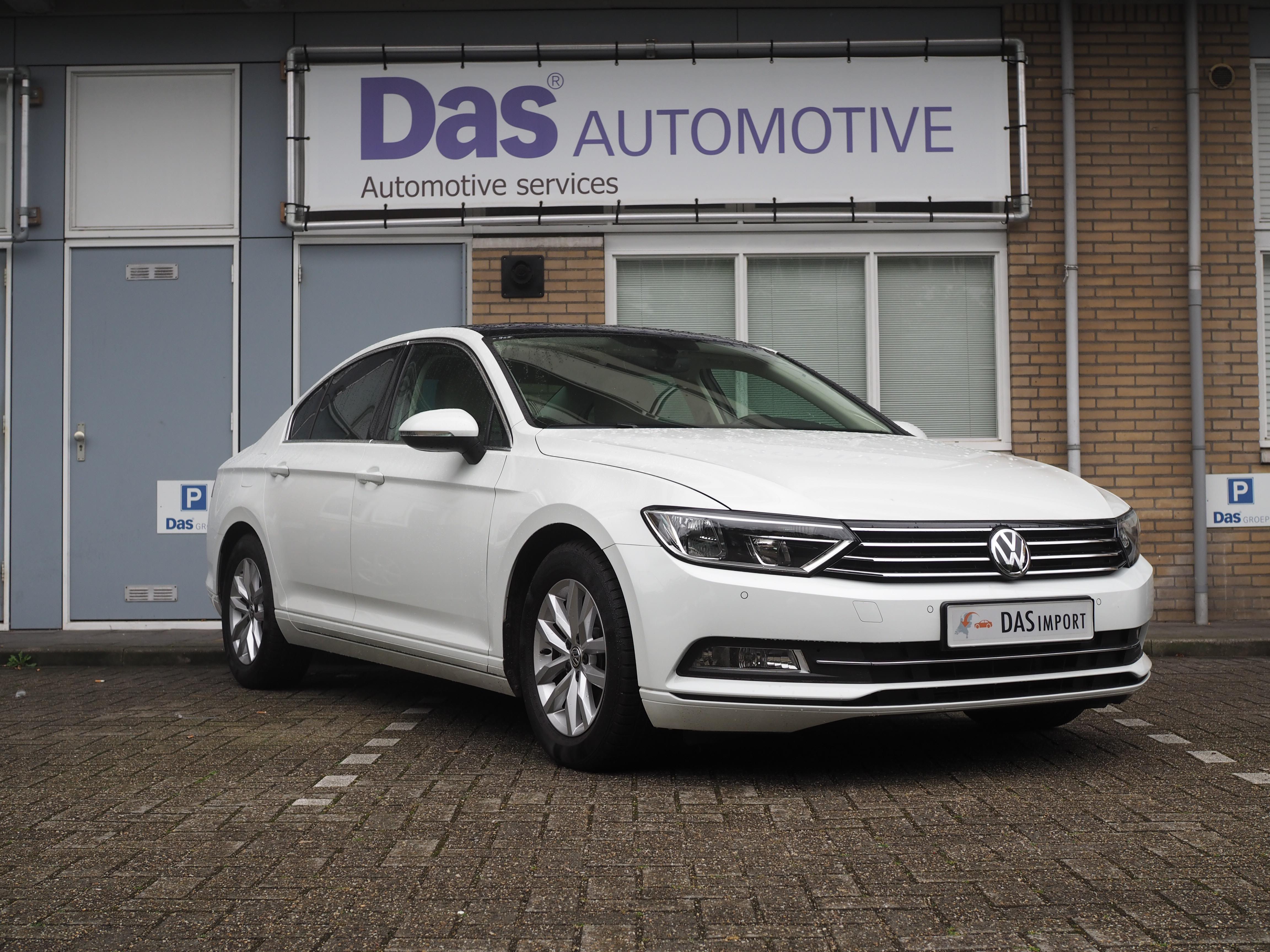 Importauto: Volkswagen Passat 1.4 TSI 92kW Comfortline BMT 1/2015