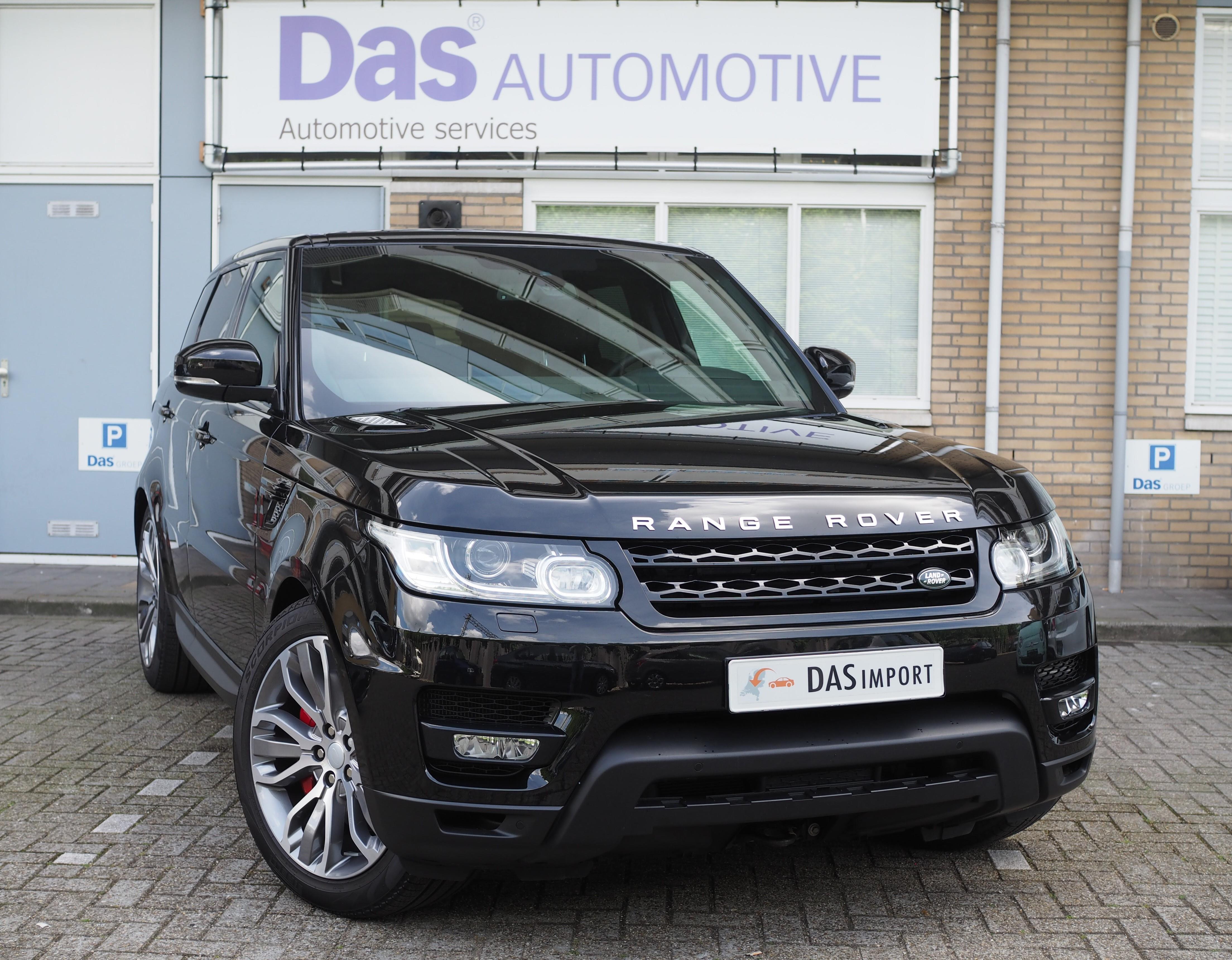 Importauto: Land Rover Range Rover Sport Diesel 3.0 SDV6 HSE Dynamic 10/2015