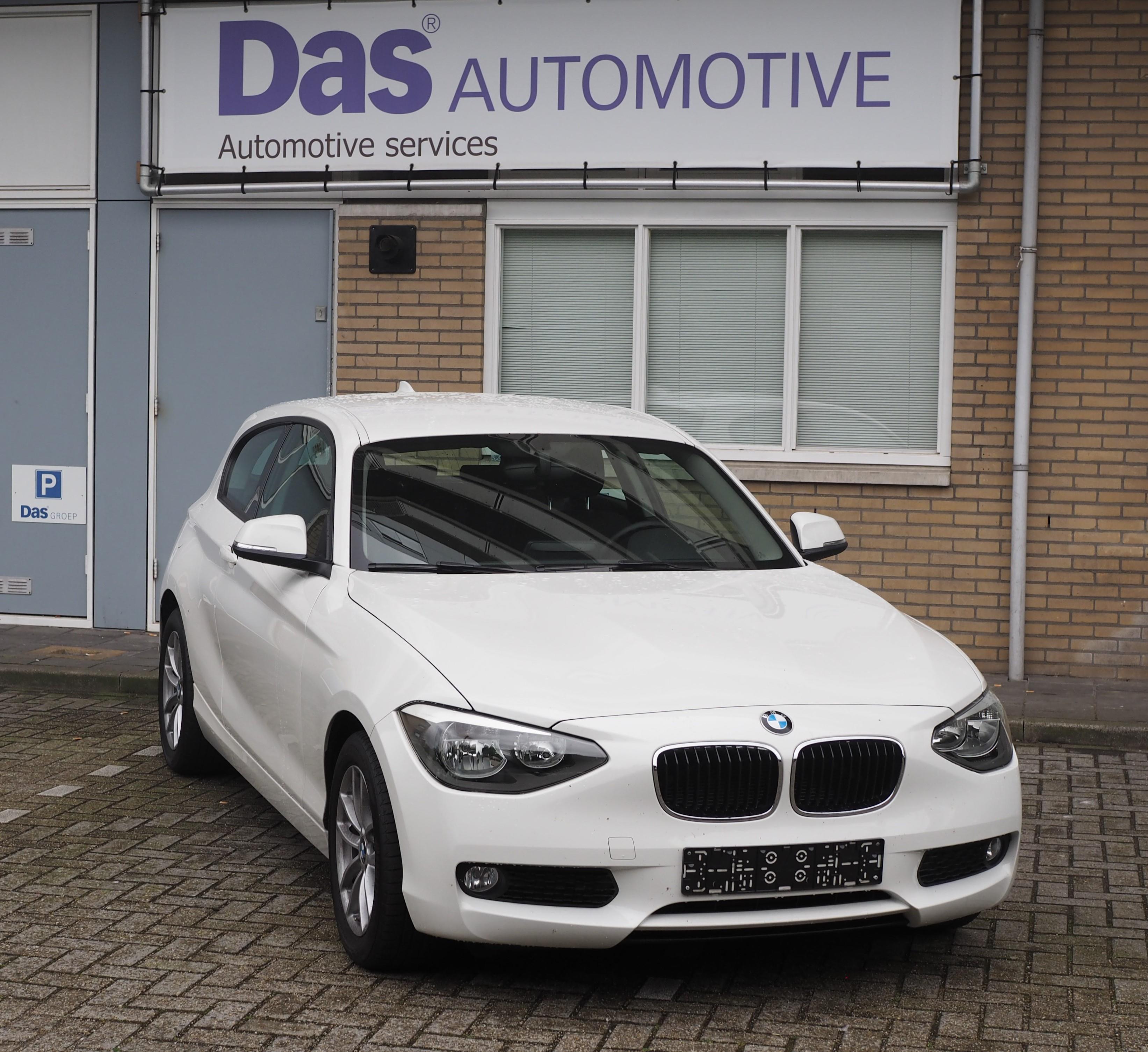 Importauto: BMW 1-Serie 5-deurs 116i 7/2013