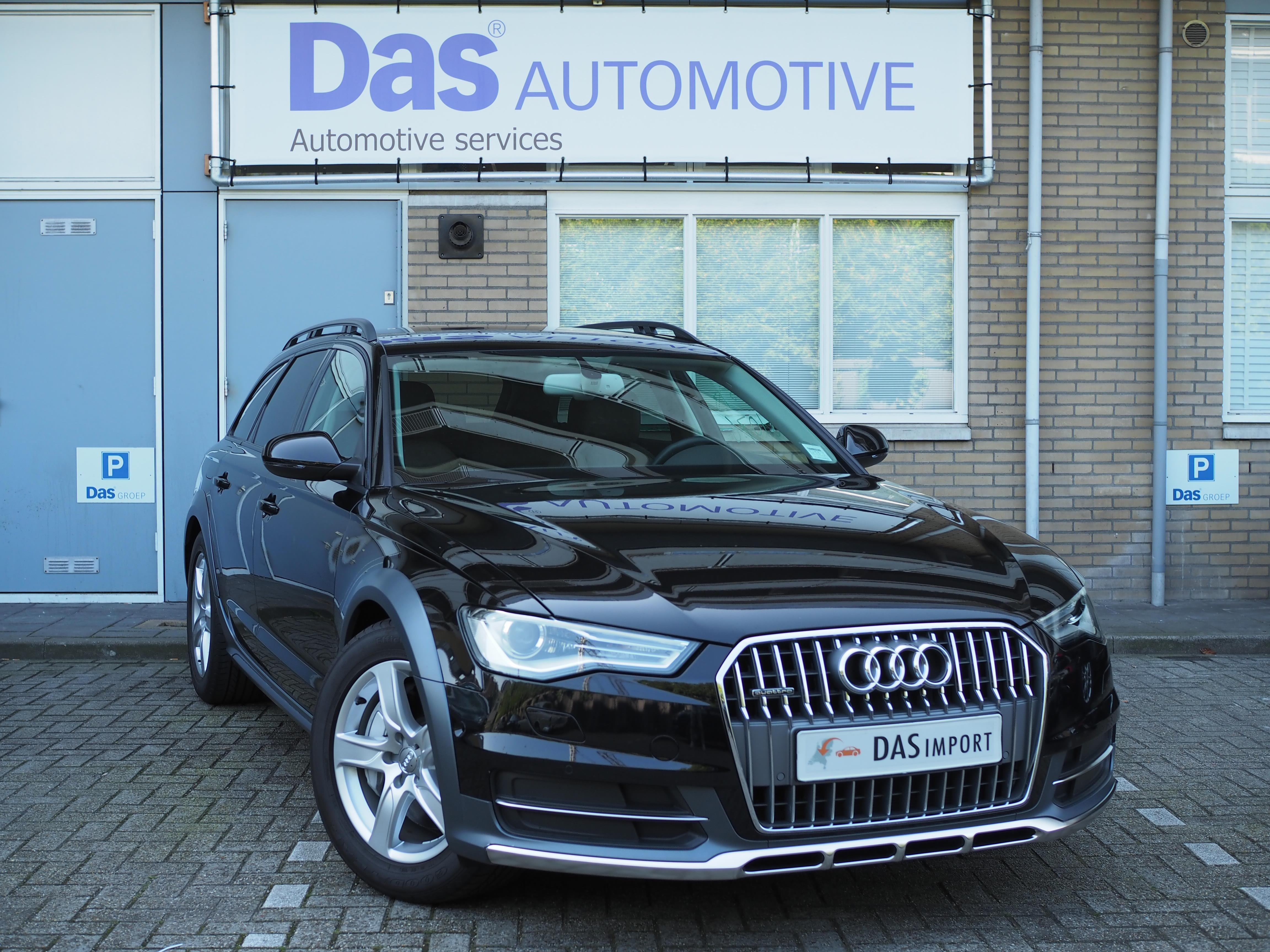 Importauto: Audi A6 Allroad 3.0 TFSI 245Kw quattro S tronic 1/2015