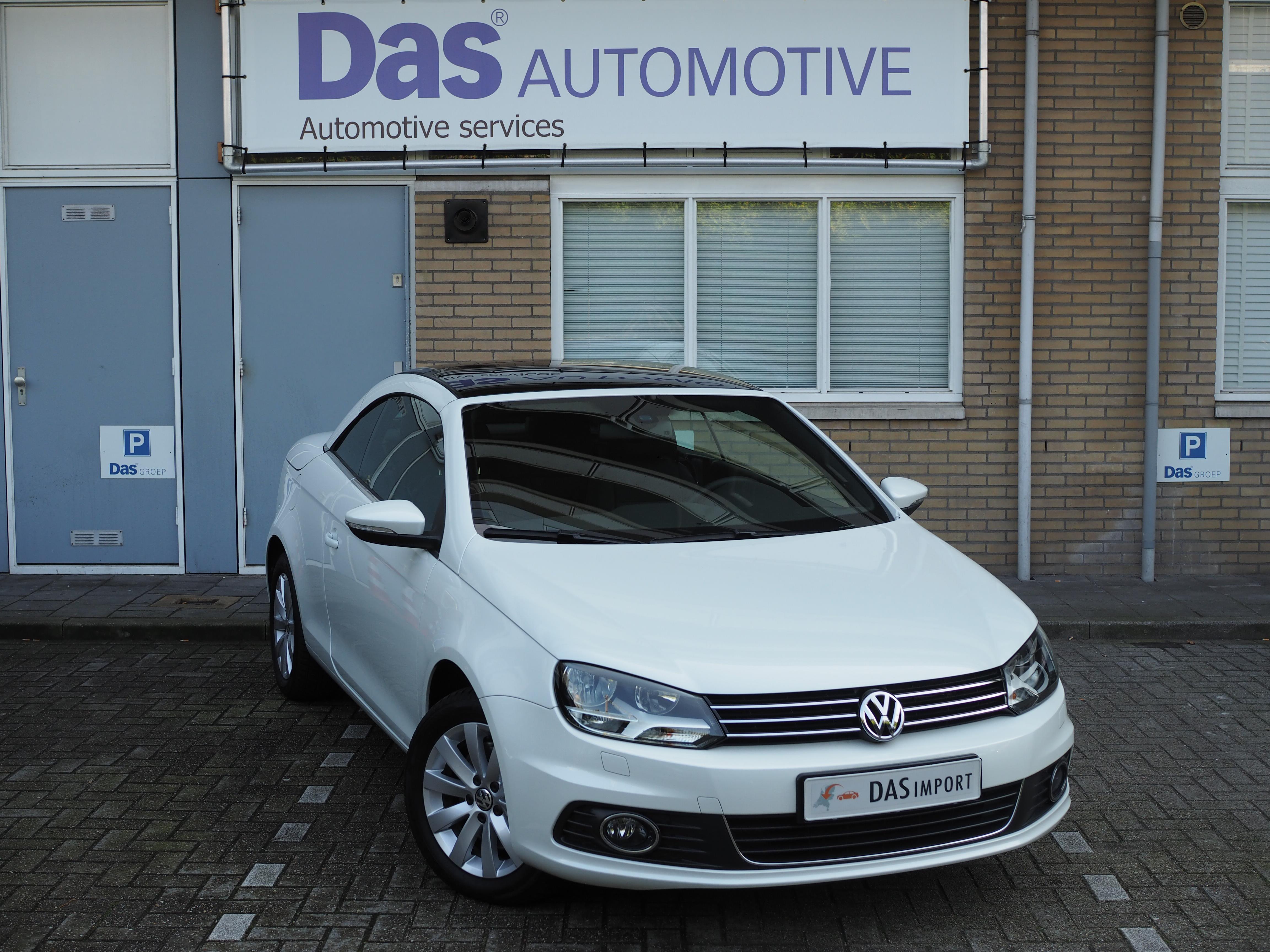Importauto: Volkswagen Eos 2.0 TSI Highline DSG 1/2013
