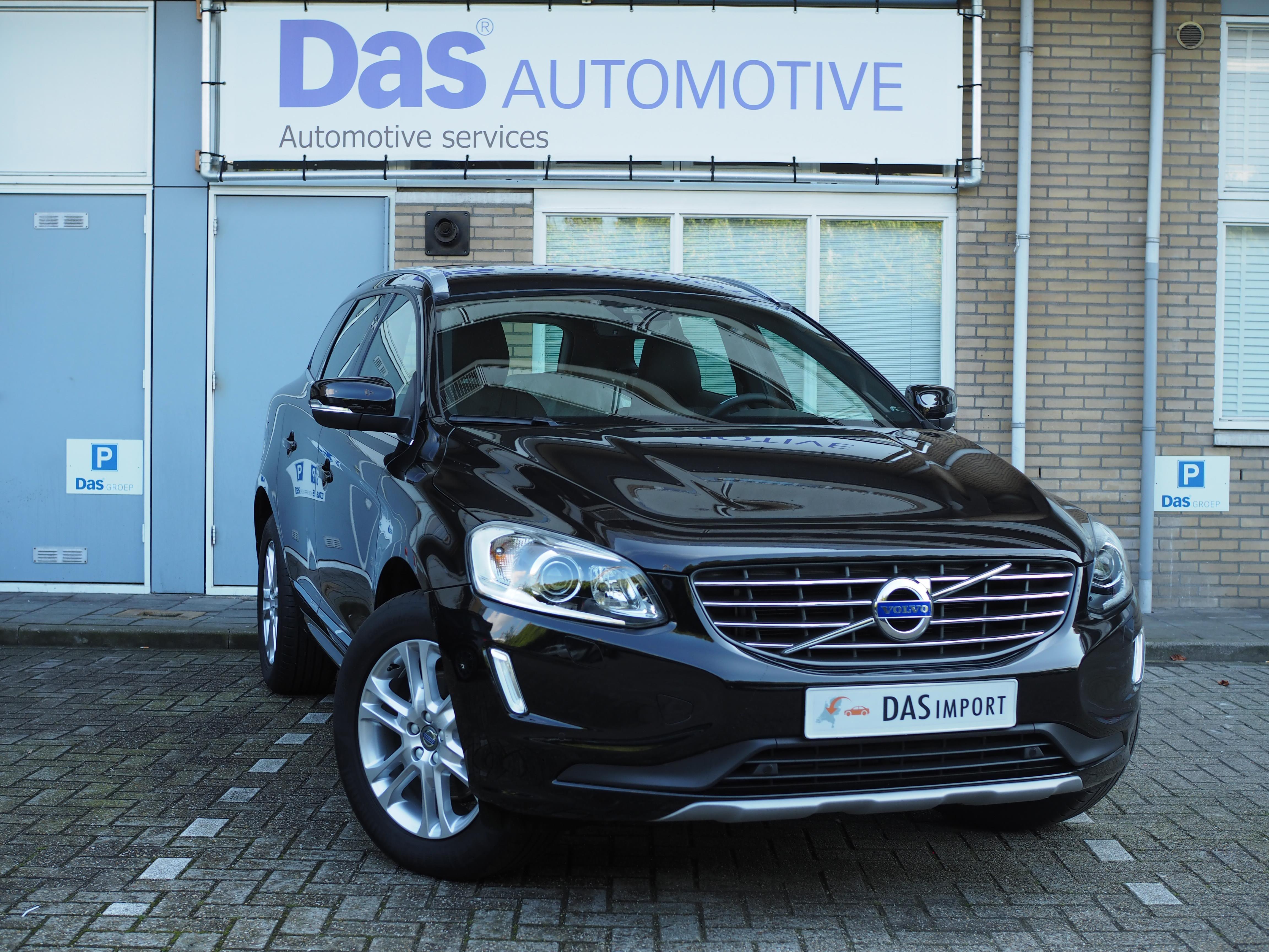 Importauto: Volvo XC60 Diesel D4 Summum 9/2015