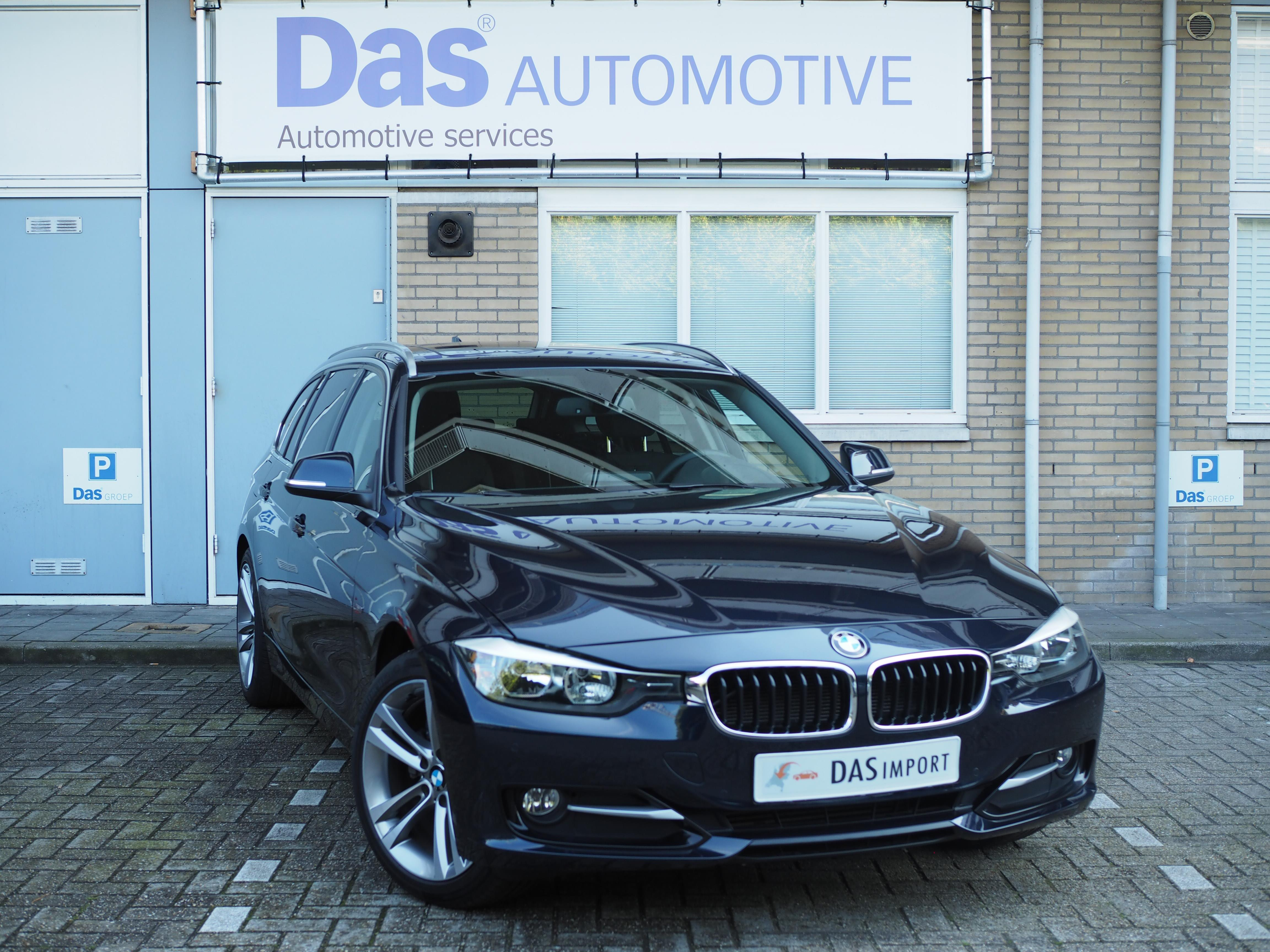 Importauto: BMW 3-serie touring 320d 7/2013