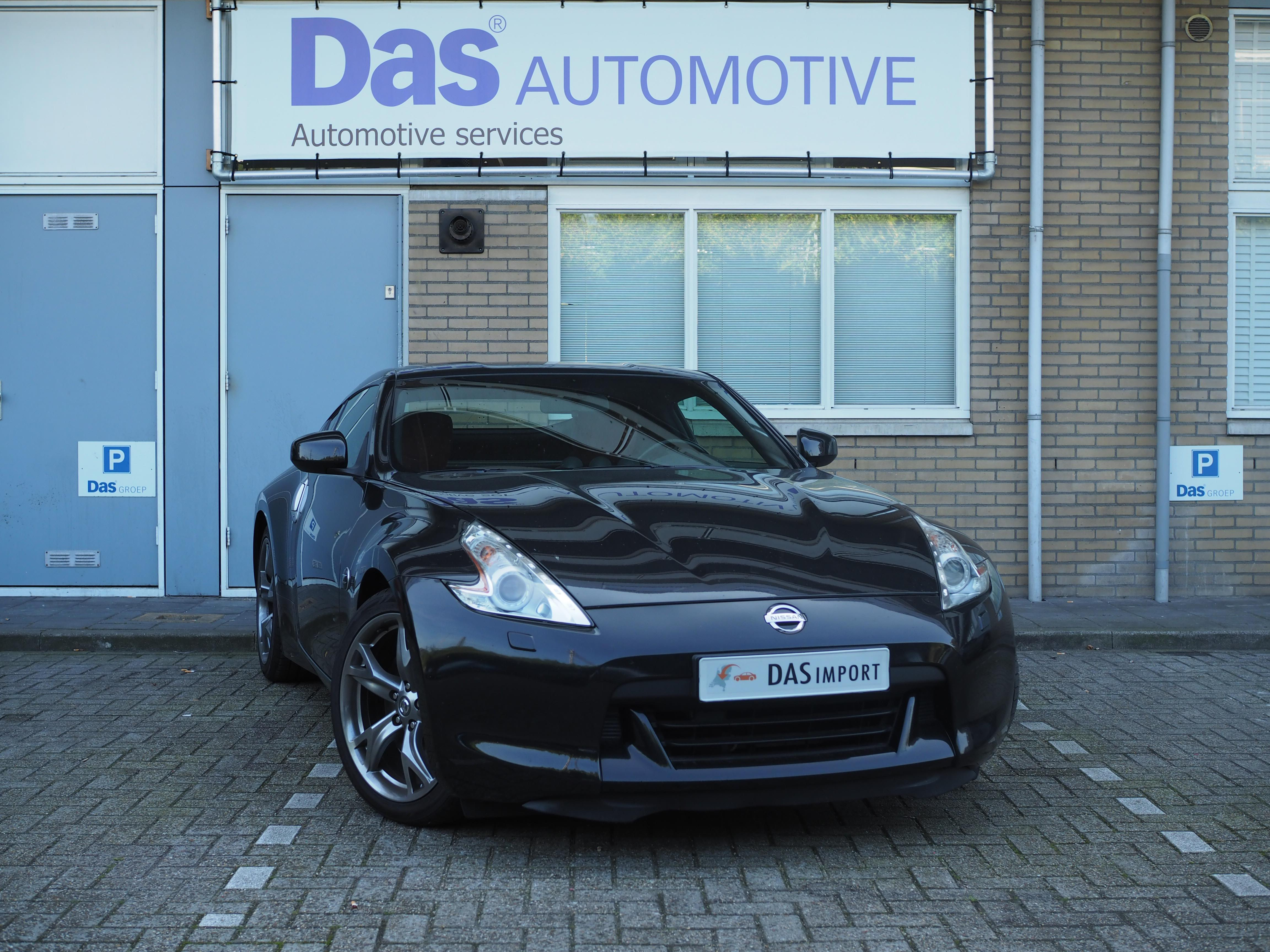 Importauto: Nissan 370 Z Coupe 3.7 V6 Coupe 40th Anniversary 7A/T 5/2010