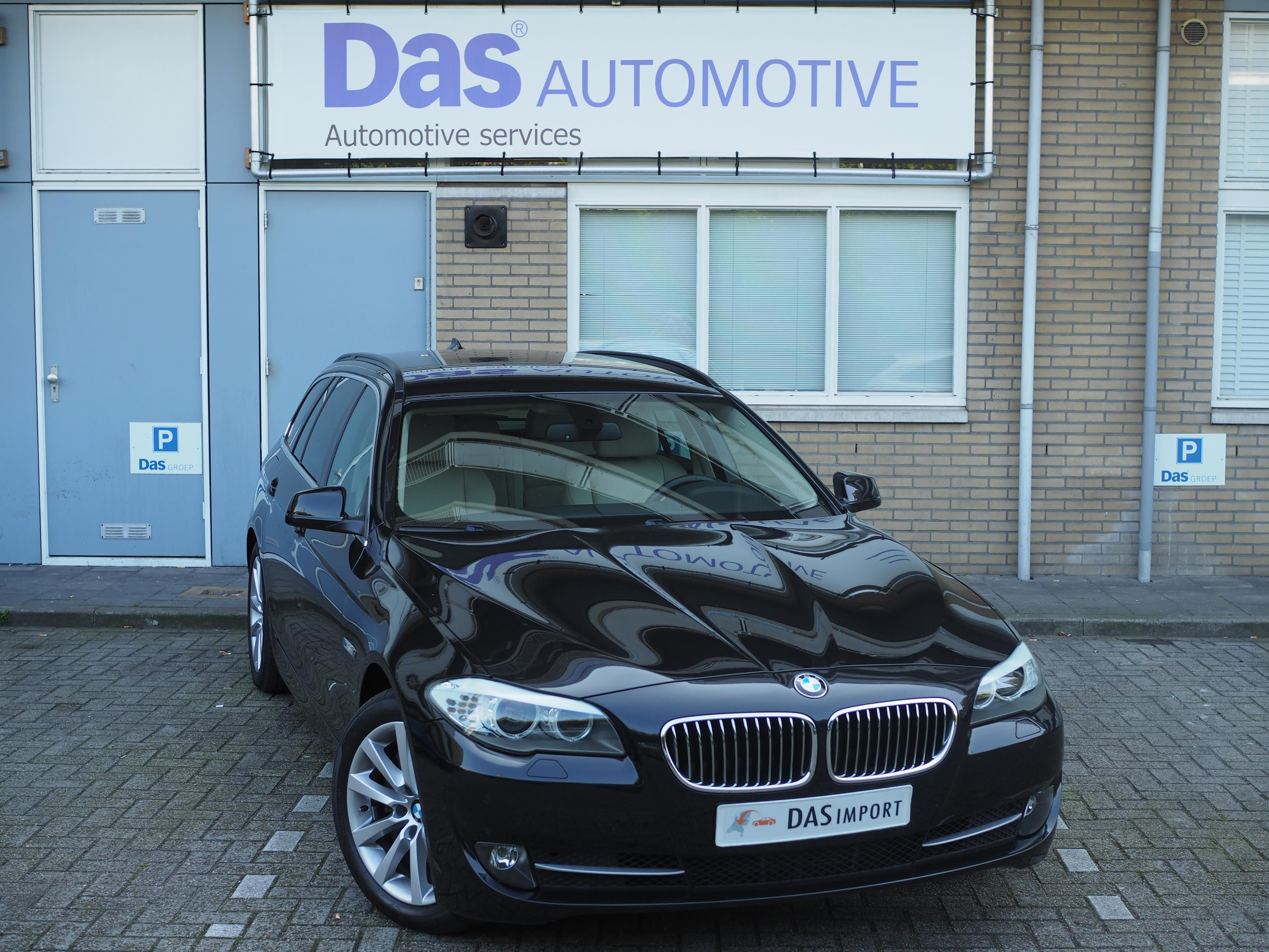 Importauto: BMW 5-serie 530d Touring Aut.  4/2013