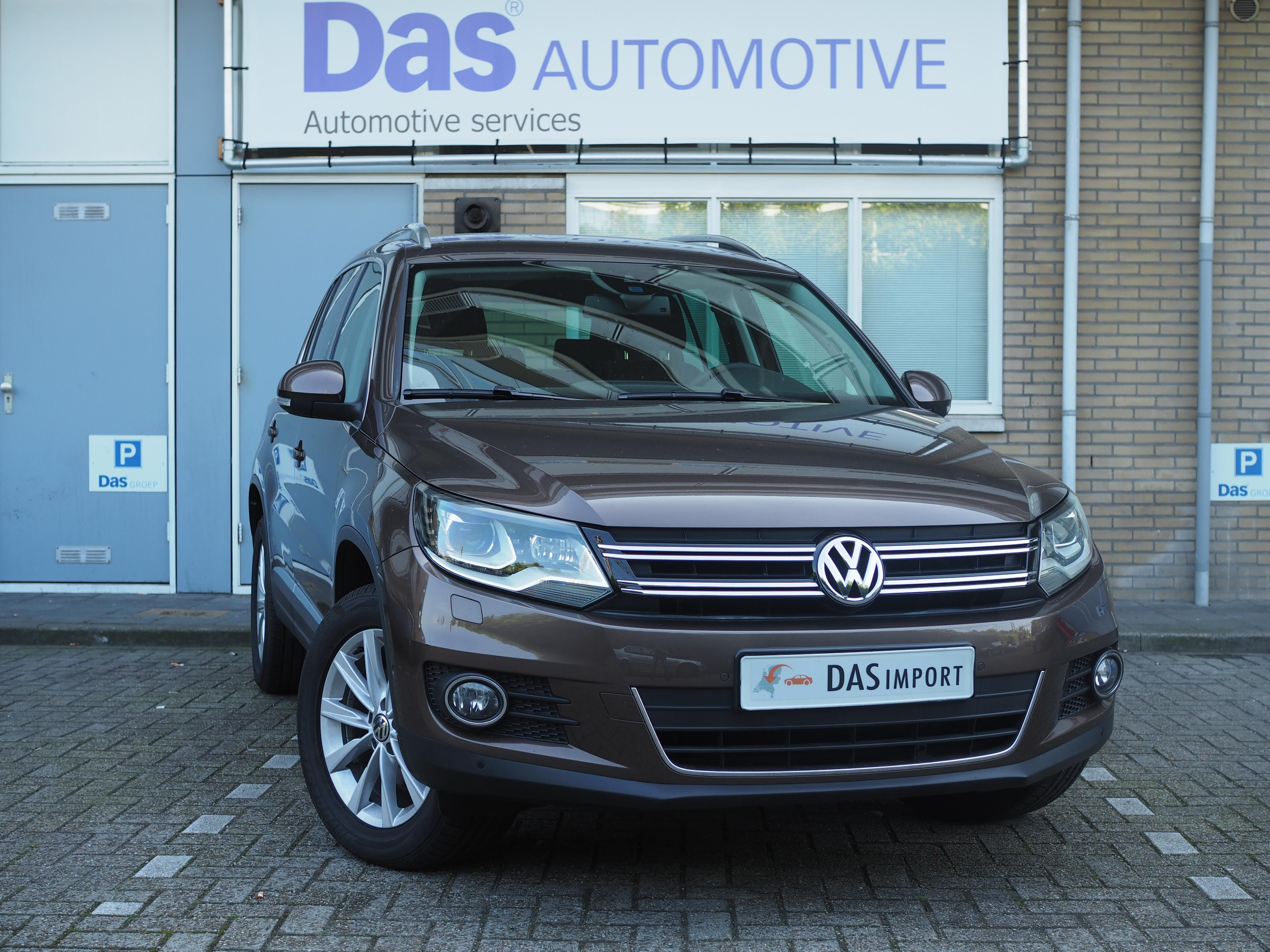 Importauto: Volkswagen Tiguan Diesel 2.0 TDI 103kW Sport & Style BMT 4Motion DSG 10/2012