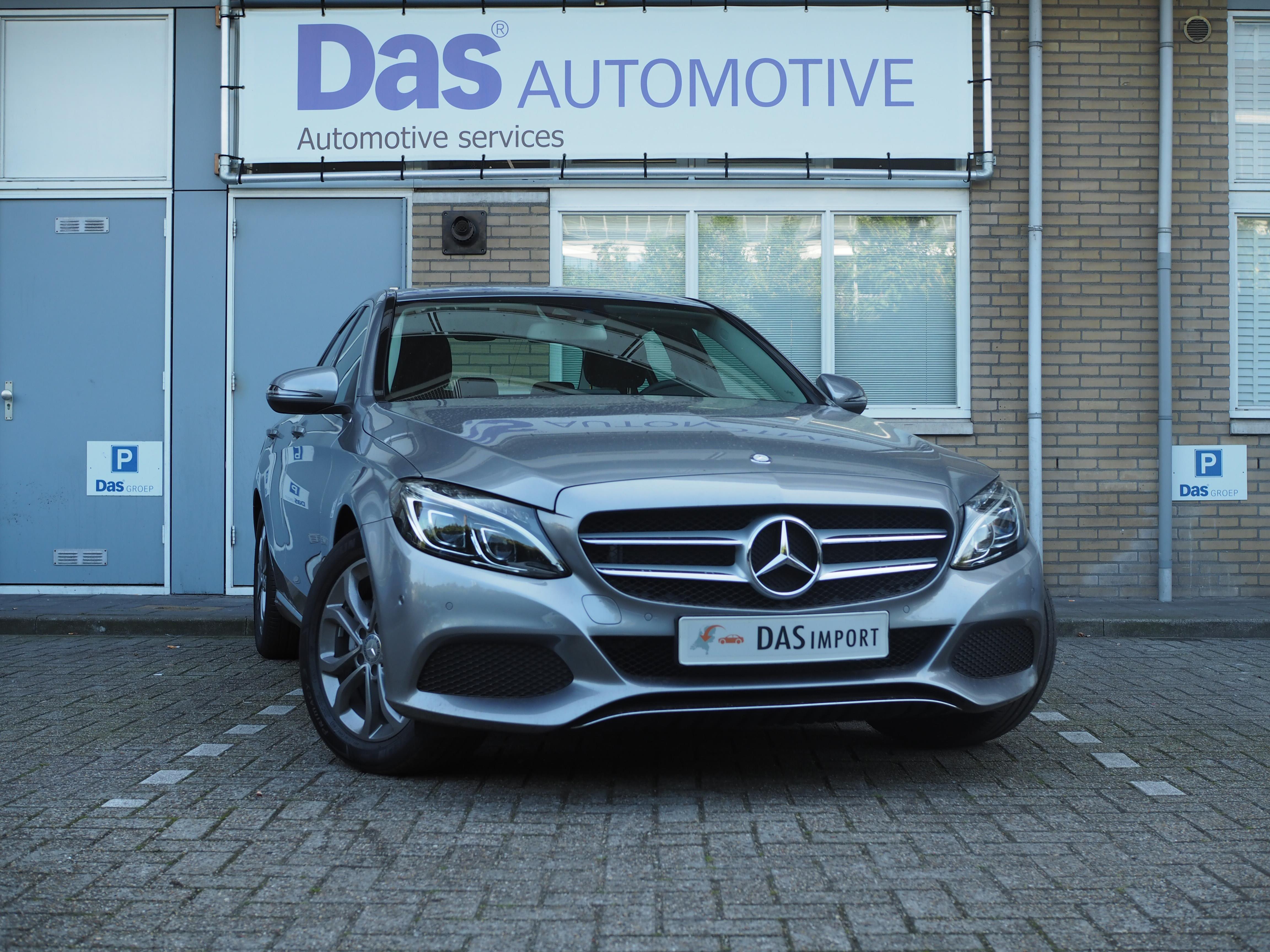 Importauto: Mercedes-Benz C-klasse C180 Limousine Aut. Business 6/2015