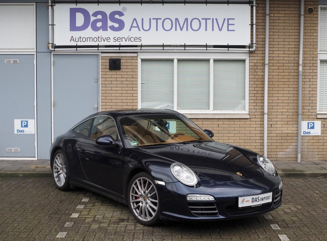Importauto: Porsche 911 997 Targa 4S 5/2010