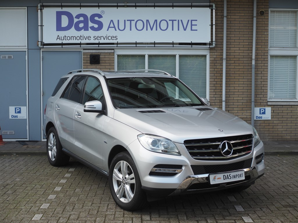 Importauto: Mercedes-Benz M-Klasse ML 350 4-Matic 7/2012