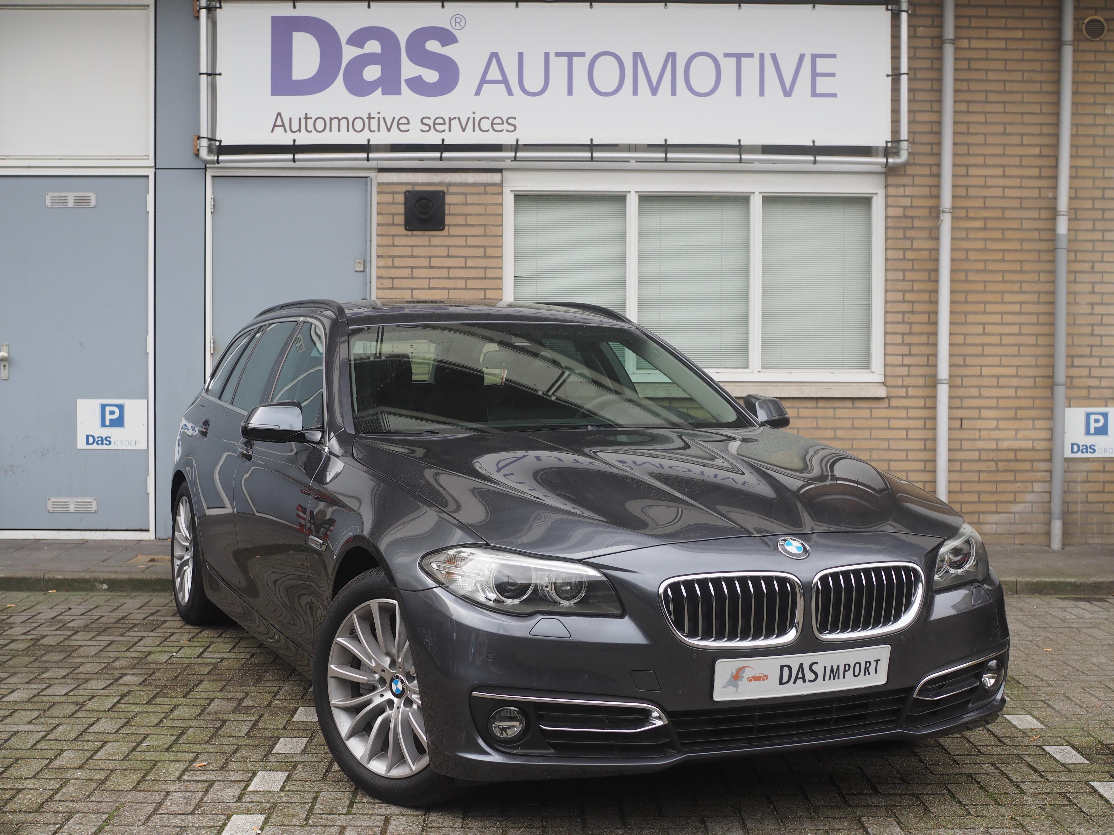 Importauto: BMW BMW 5-Serie Touring Diesel 530dA 4/2015