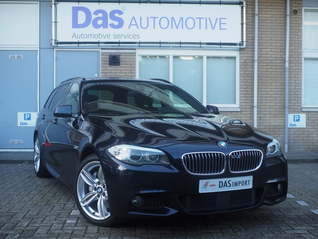 Importauto: BMW BMW 5-Serie Touring Diesel 530dA xDrive 4/2013