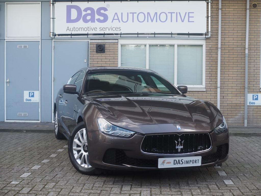 Importauto: Maserati Ghibli Diesel 3.0 V6 9/2015