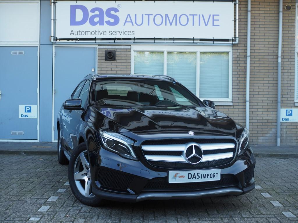 Importauto: Mercedes-Benz GLA-Klasse GLA 200 3/2015
