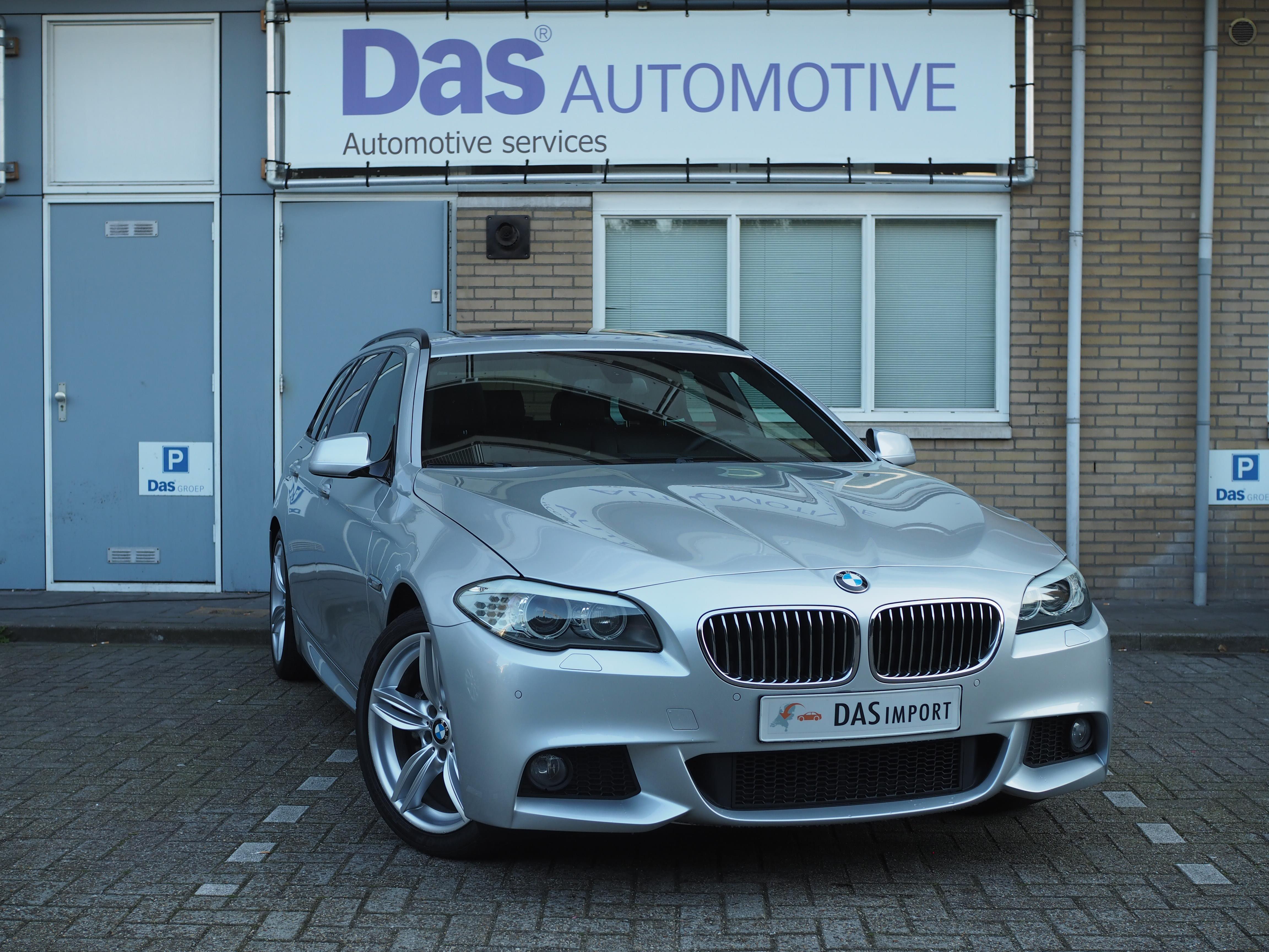 Importauto: BMW 5-Serie Touring 520dA 5/2012