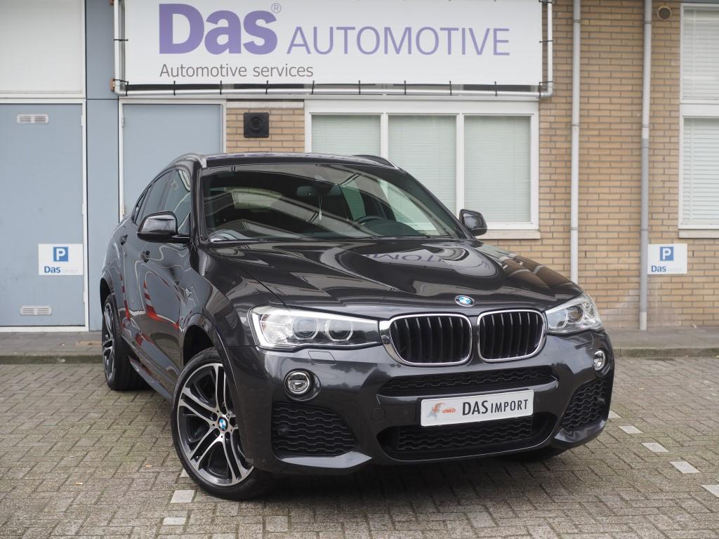 Importauto: BMW X4 Diesel xDrive 20dA 4/2015