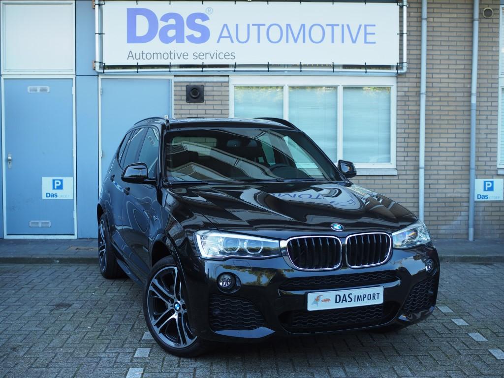 Importauto: BMW X3 xDrive 20iA 11/2015