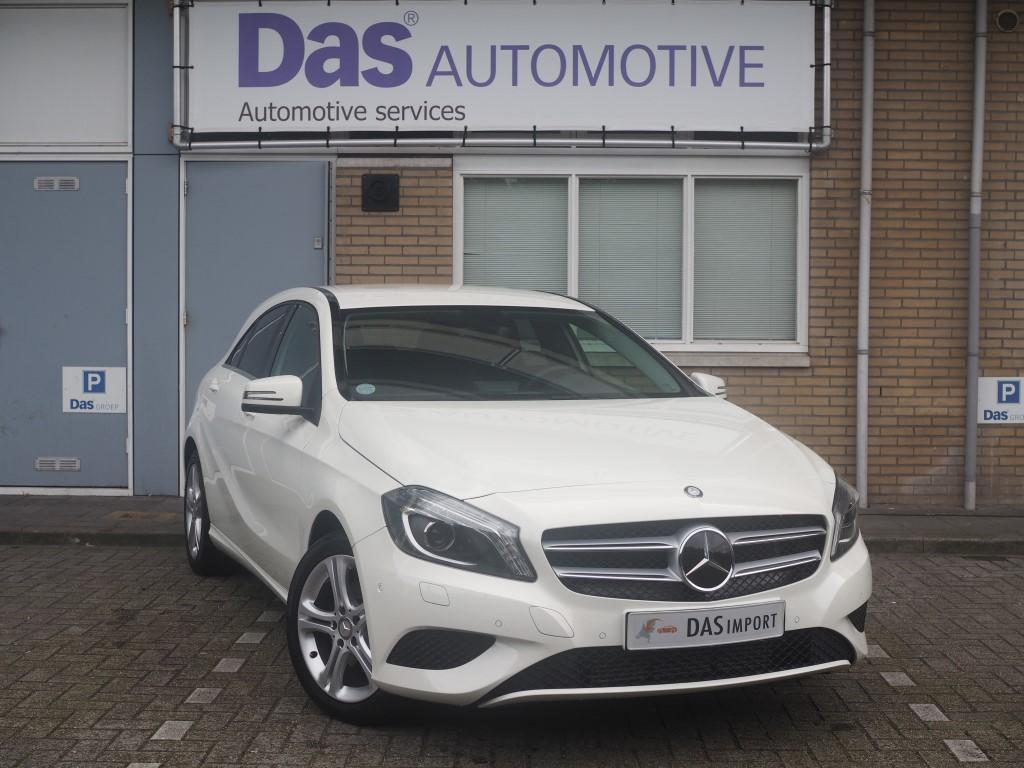 Importauto: Mercedes-Benz A180 Urban 5/2014