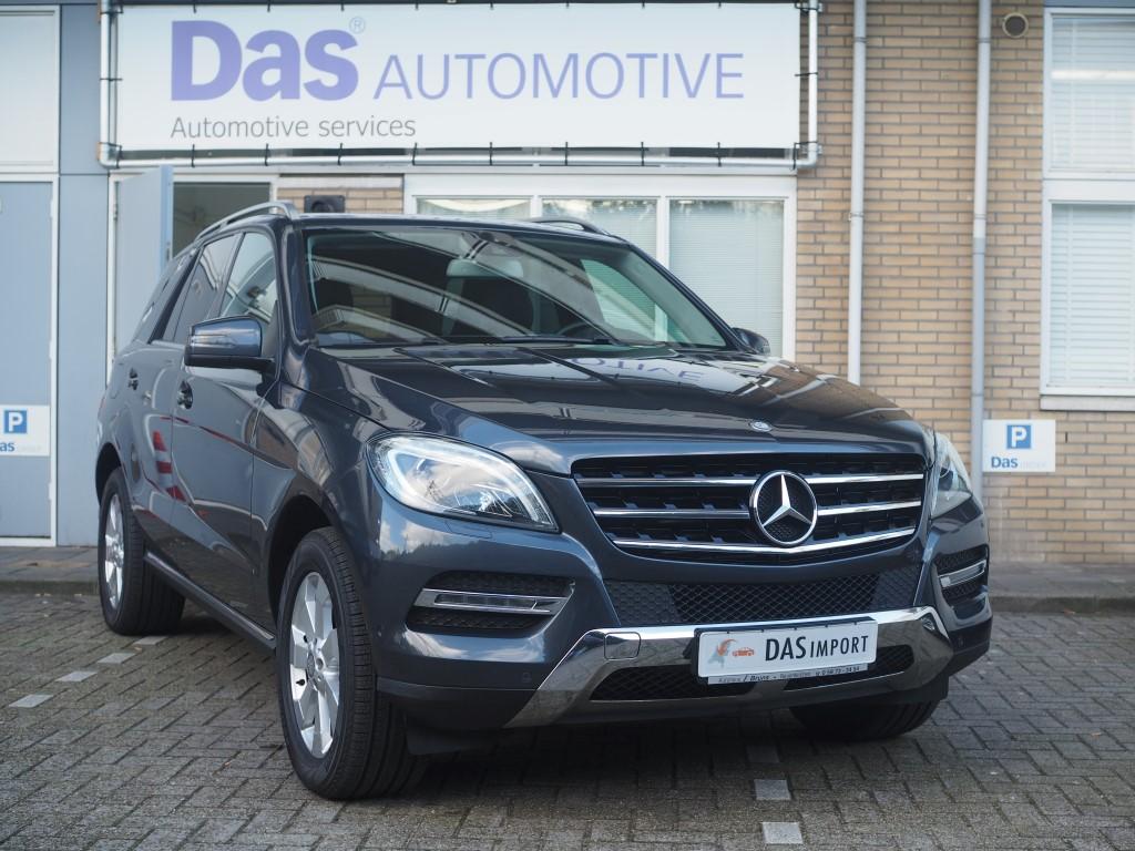Importauto: Mercedes-Benz M-Klasse Diesel ML 350 BlueTEC 4-Matic 4/2013