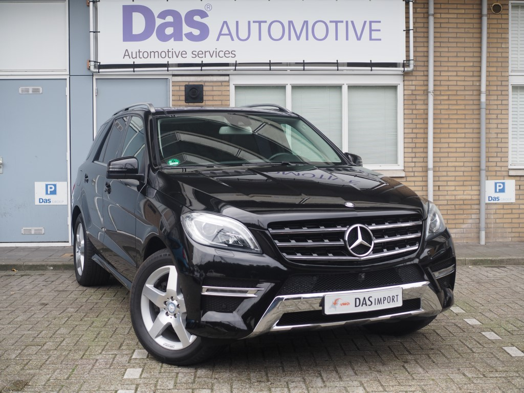 Importauto: Mercedes-Benz M-Klasse Diesel ML 250 BlueTEC 4-Matic 8/2013