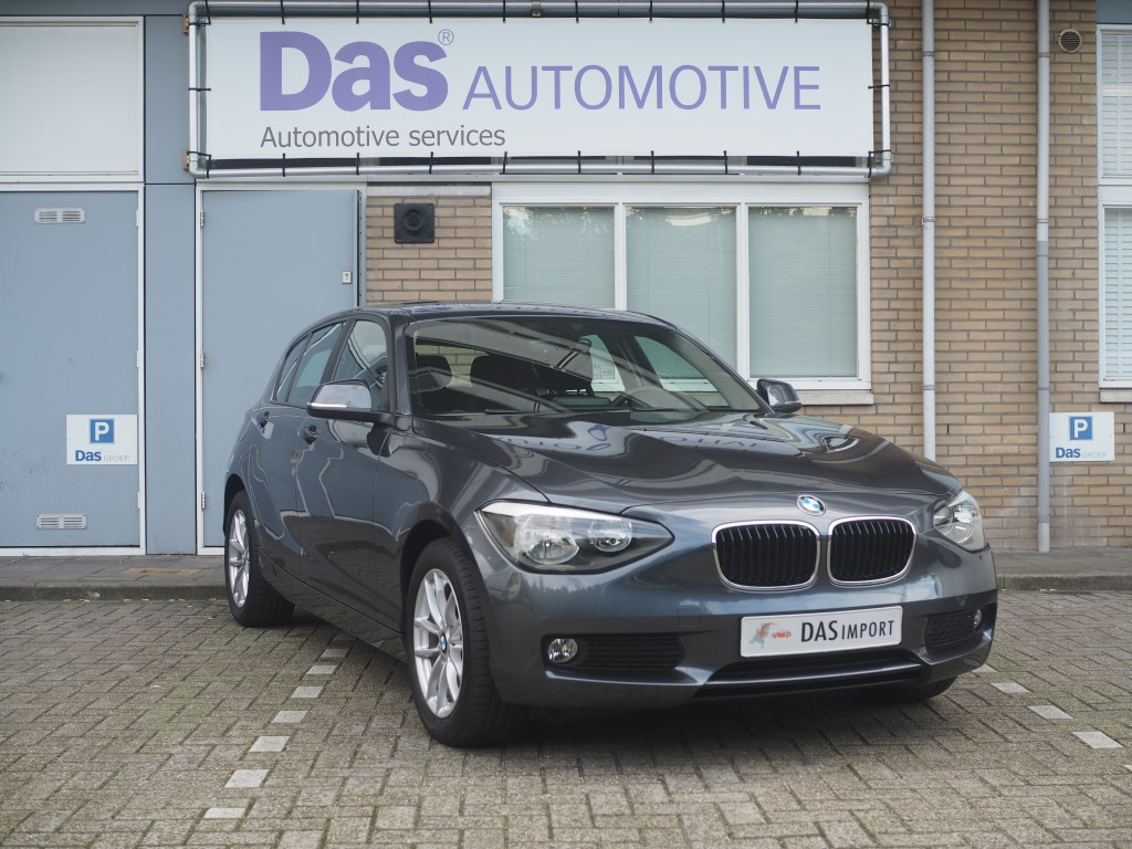 Importauto: BMW 1-Serie 5-deurs 116i EfficientDynamics Edition 7/2013