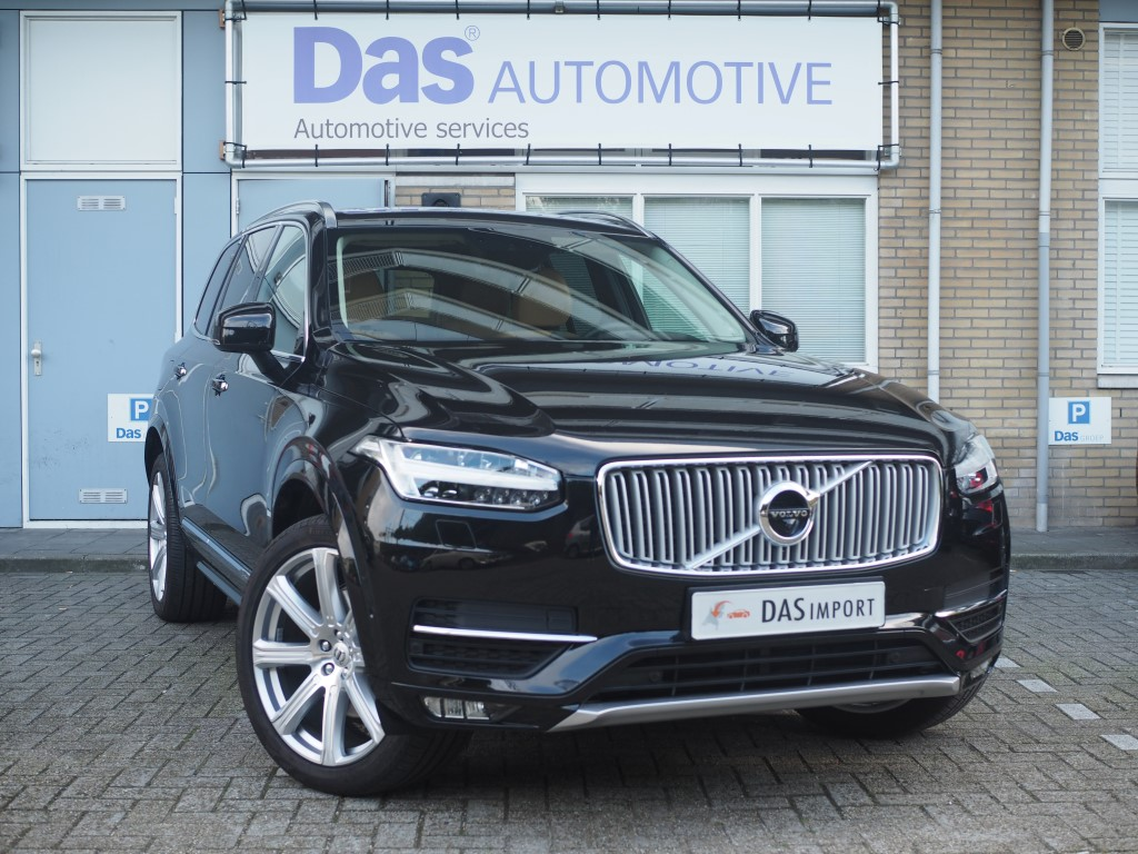 Importauto: Volvo XC90 Diesel D5 Inscription AWD 7/2015