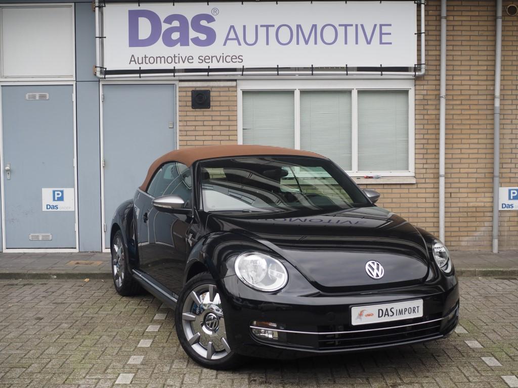 Importauto: Volkswagen Beetle Cabrio 1.2 TSI Trend BMT 7/2015