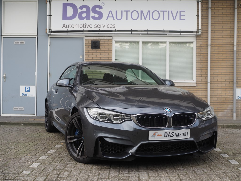 Importauto: BMW 4-Serie Cabriolet M4 DCT 3/2015