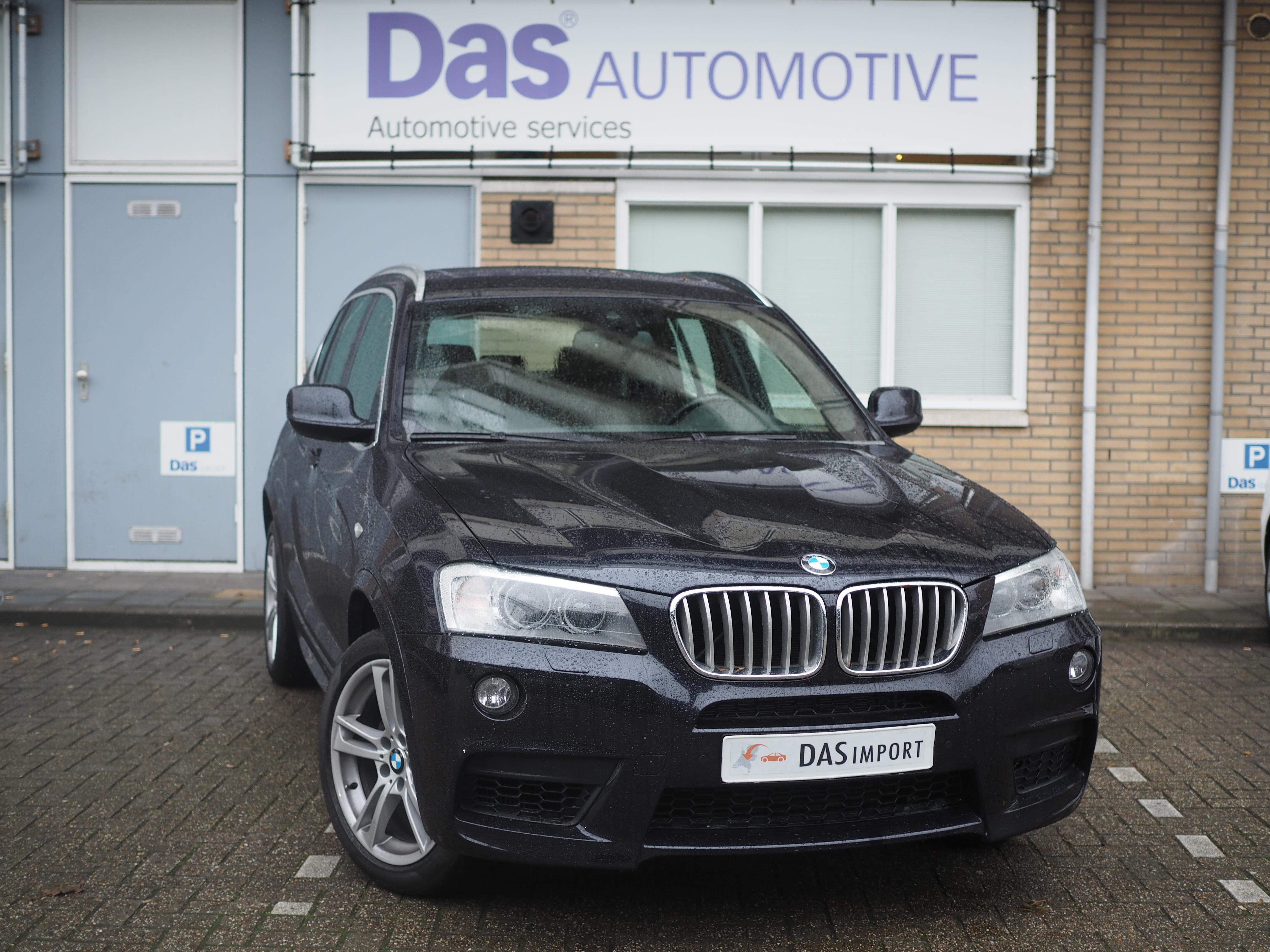 Importauto: BMW X3 xDrive35D 8/2012