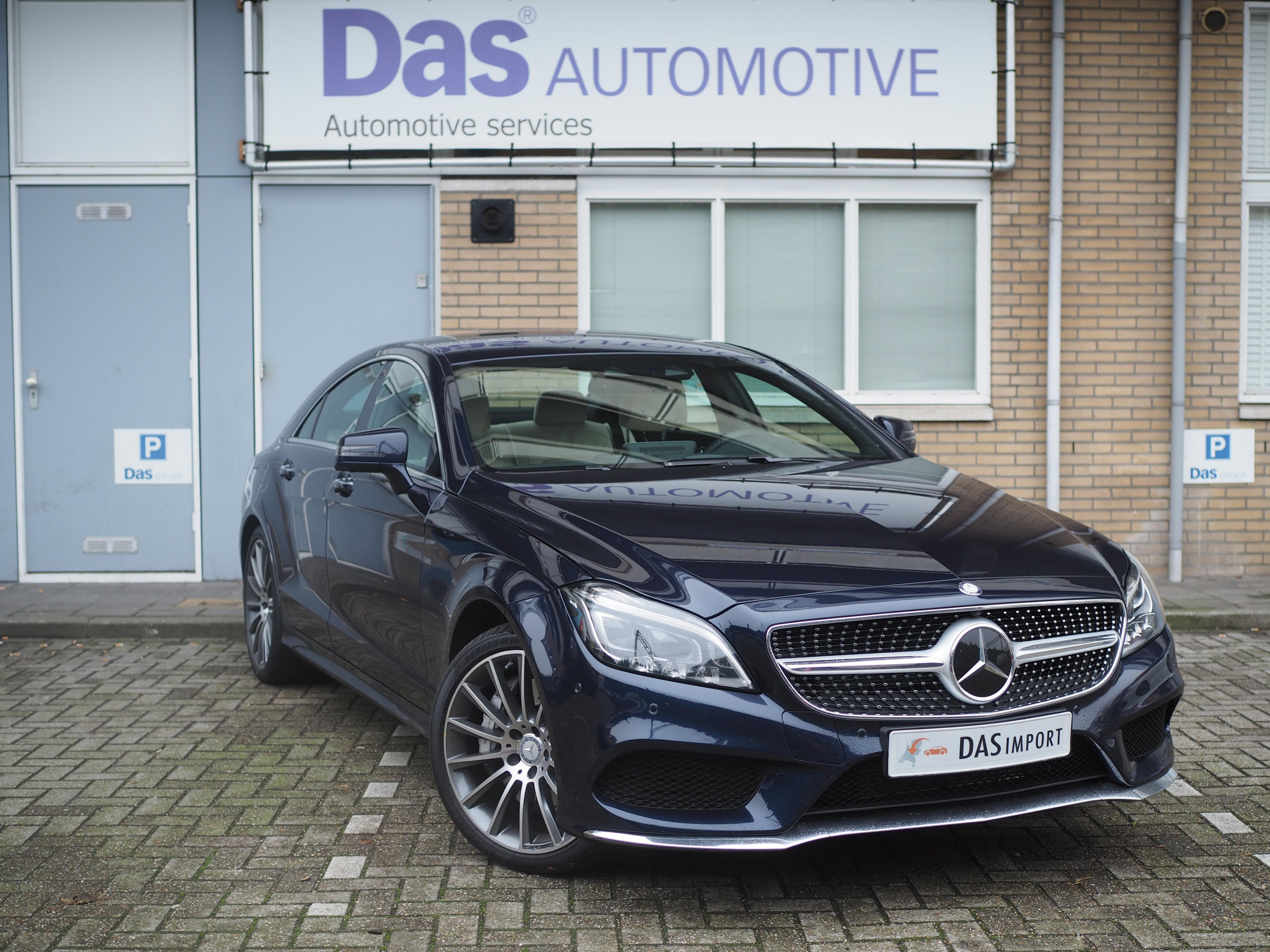 Importauto: Mercedes-Benz CLS 500 5/2015
