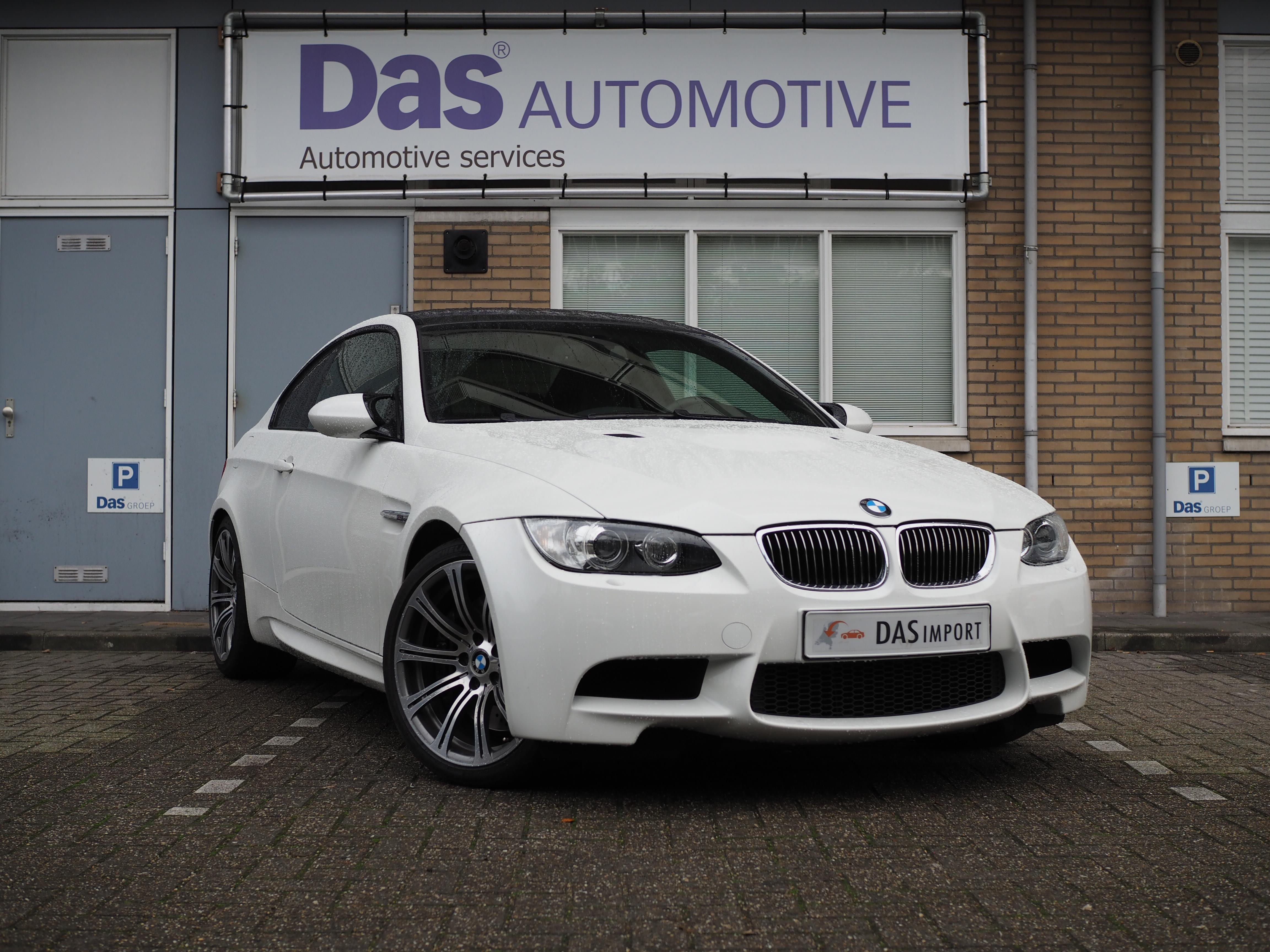 Importauto: BMW M3 Coupé 11/2007