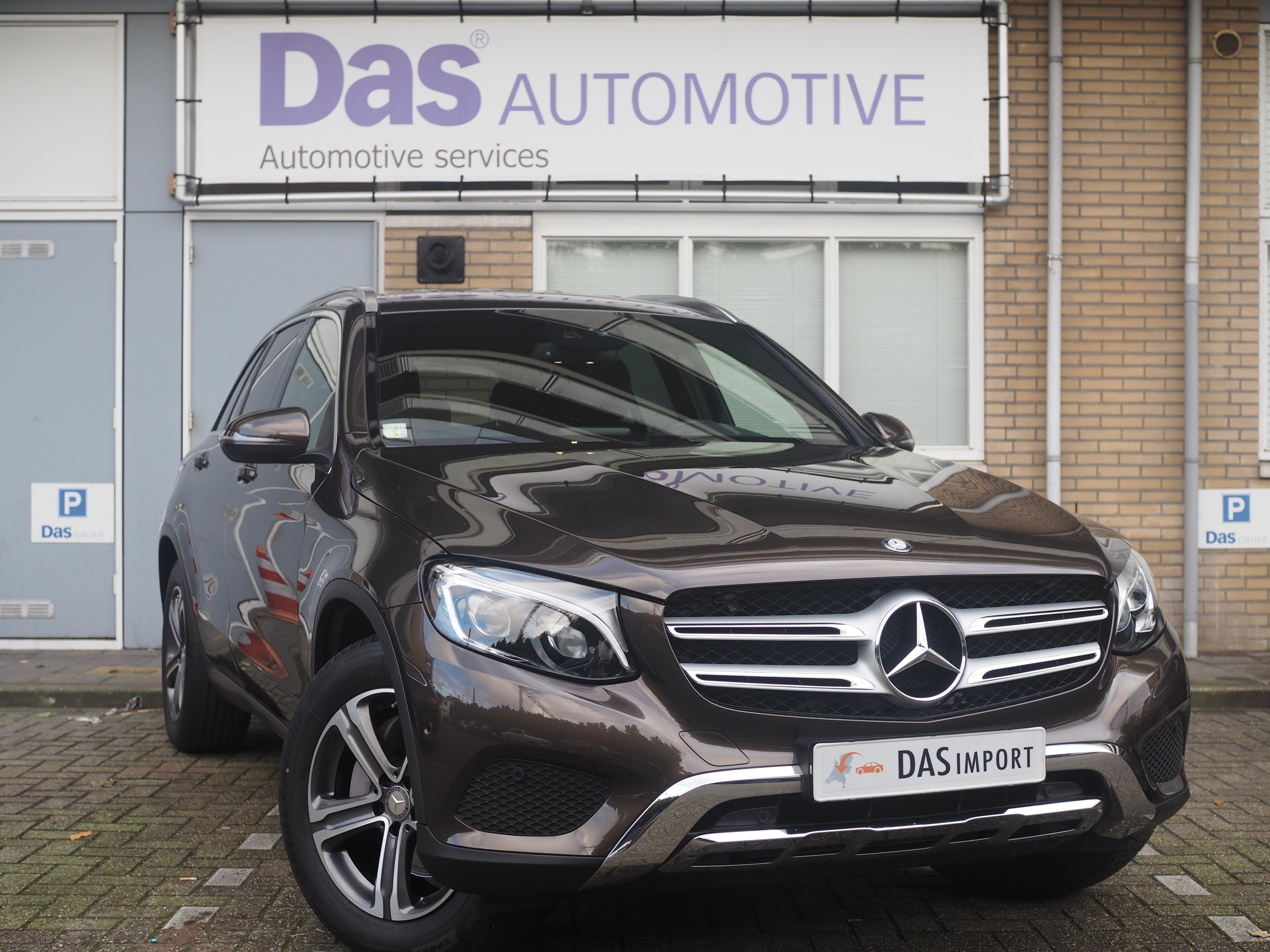 Importauto: Mercedes-Benz GLC-Klasse GLC 250 4-Matic Aut 10/2015