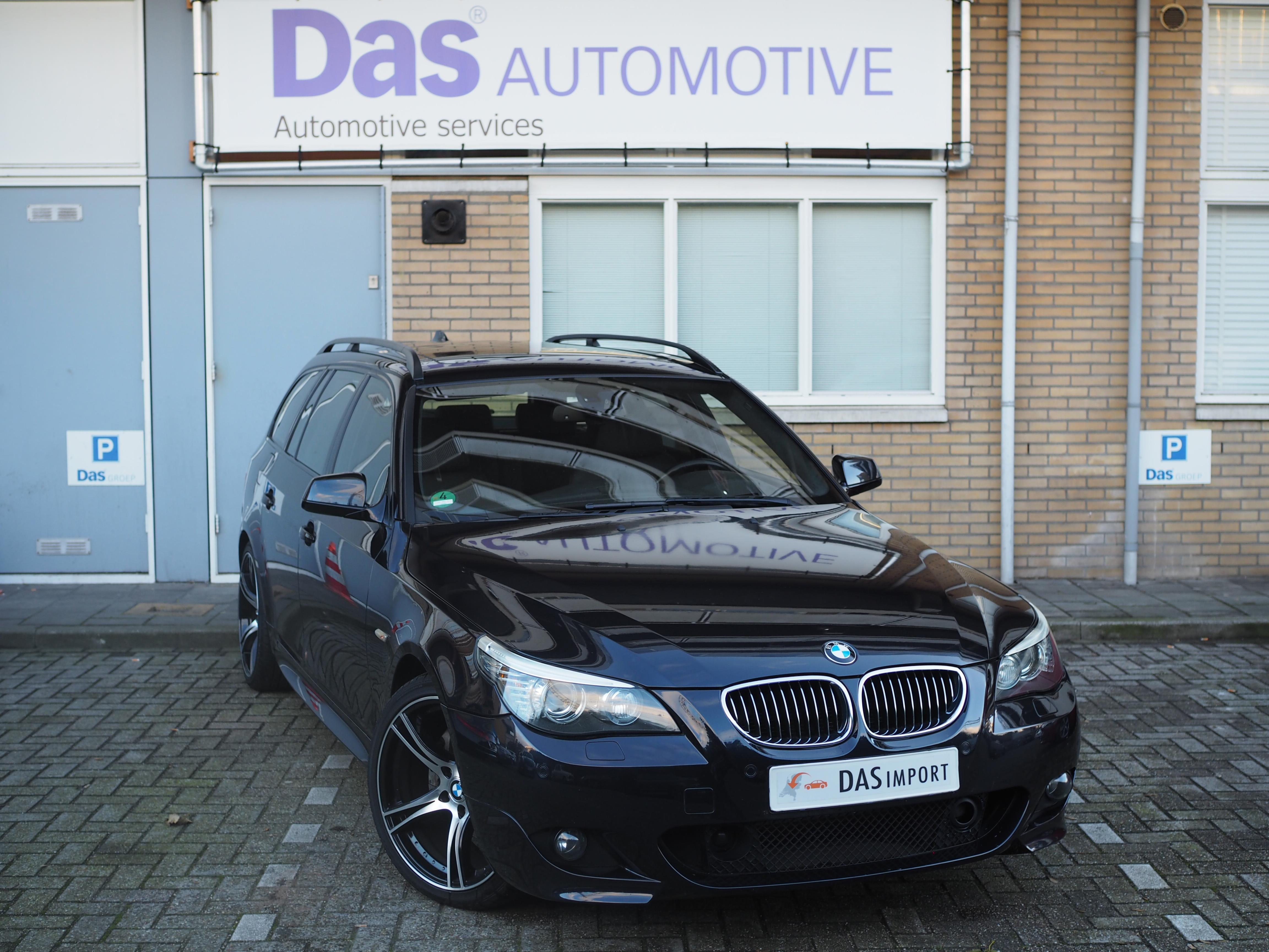 Importauto: BMW 5-Touring 525i Touring 3/2010