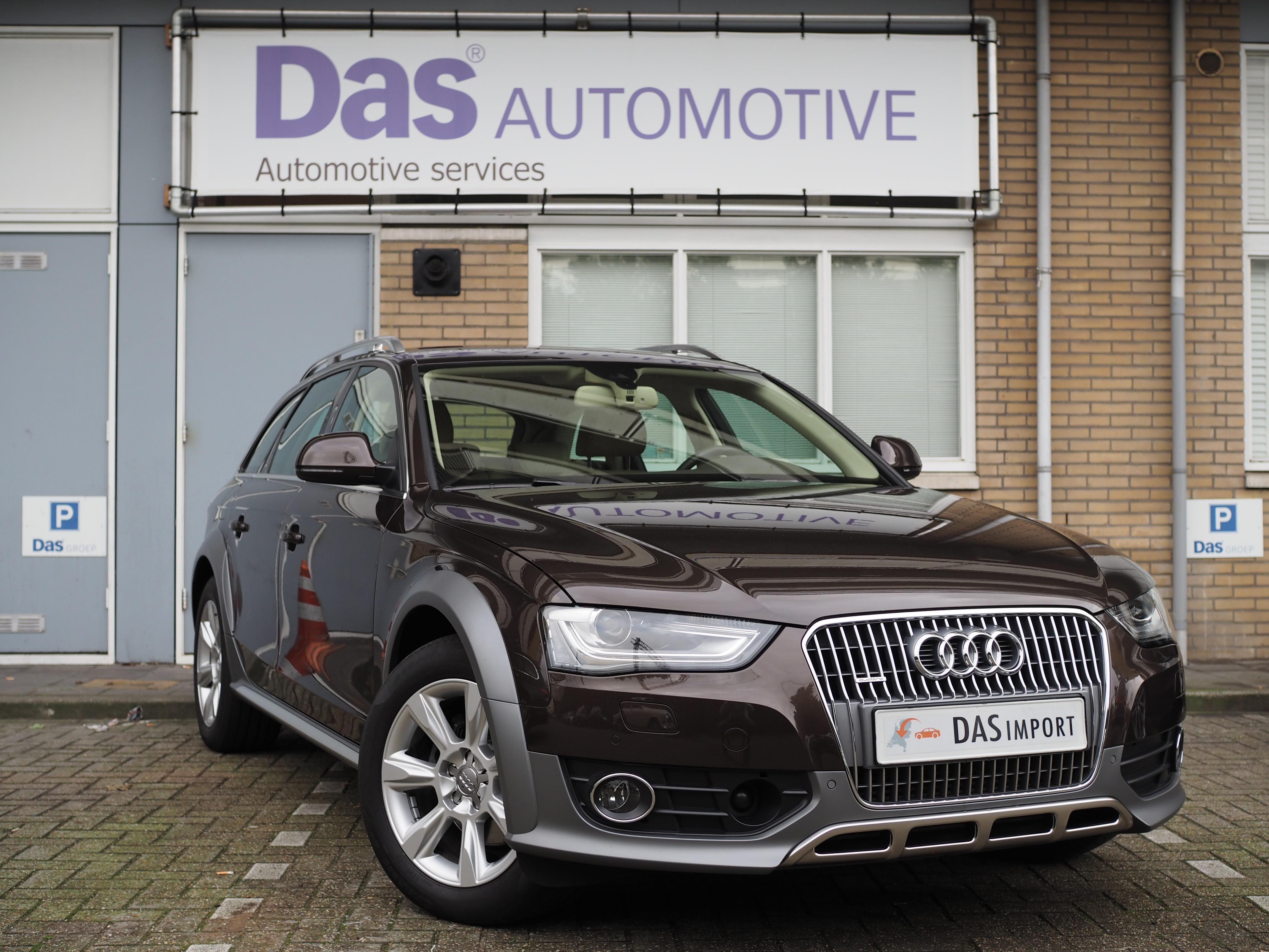 Importauto: Audi A4 Allroad Diesel 2.0 TDI 140kW quattro S tronic 1/2015
