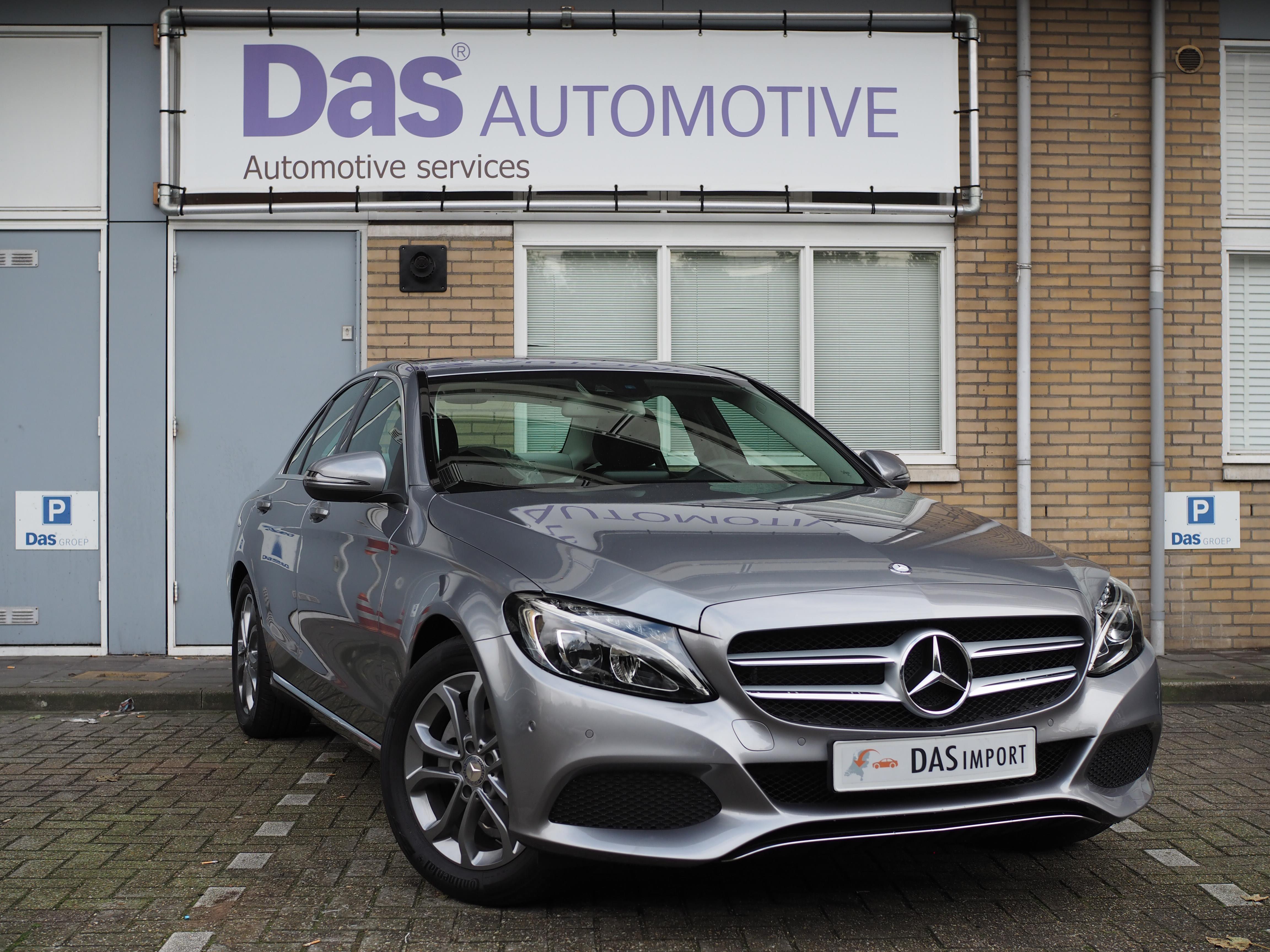 Importauto: Mercedes-Benz C-Klasse C 180 Aut. 7/2015