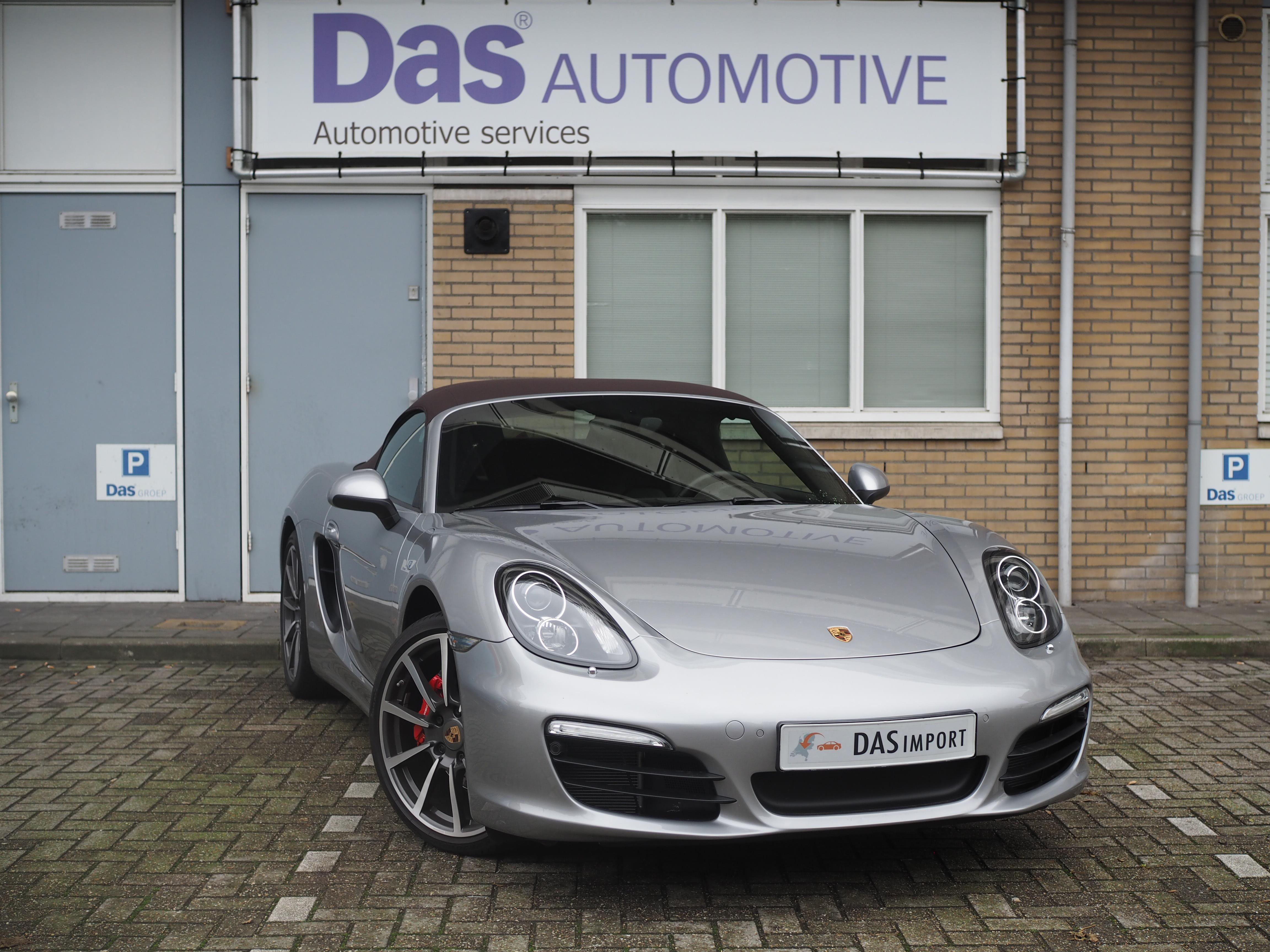 Importauto: Porsche Boxter S 11/2013