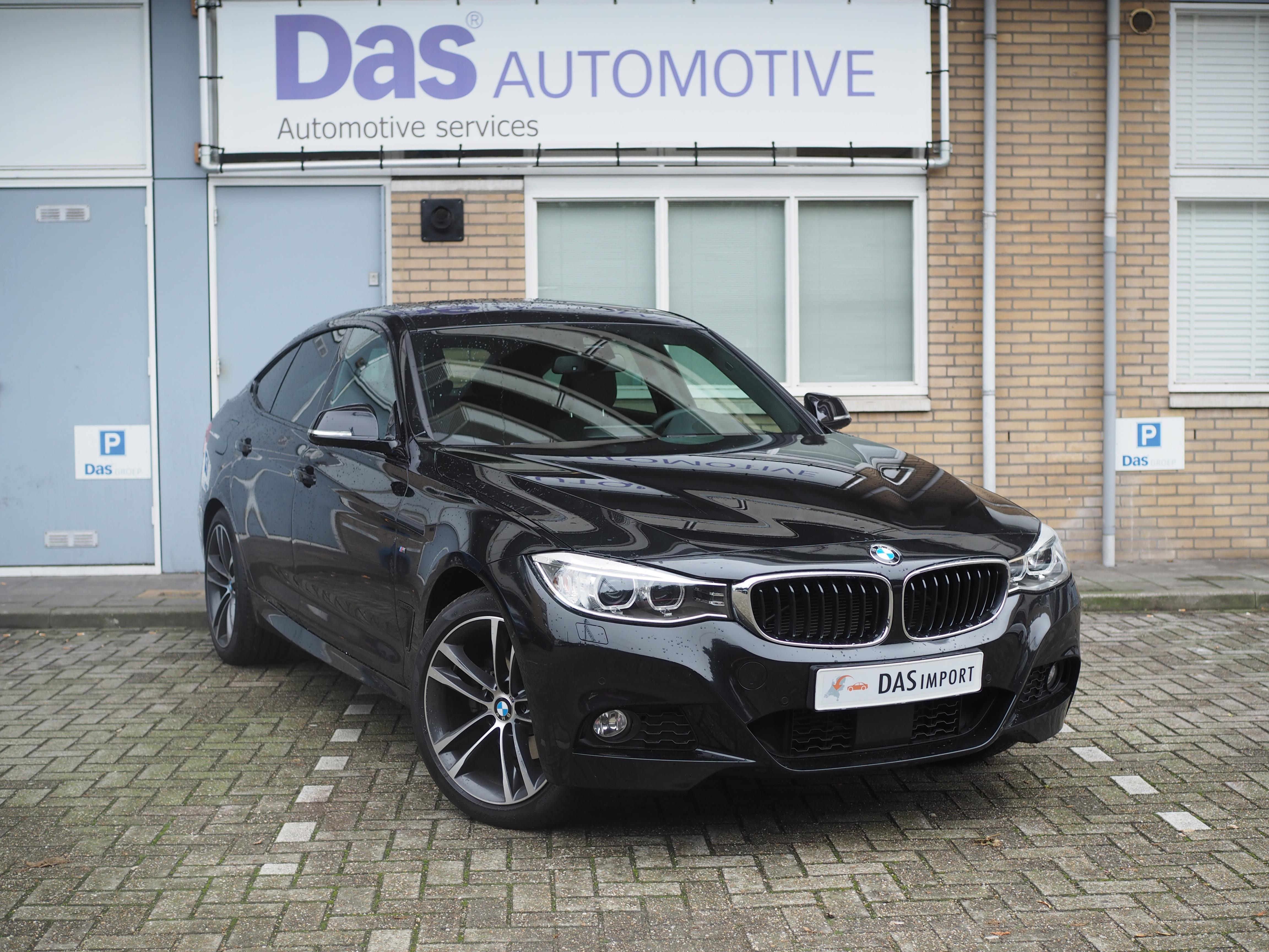 Importauto: BMW 320d xDrive Gran Turismo 9/2015