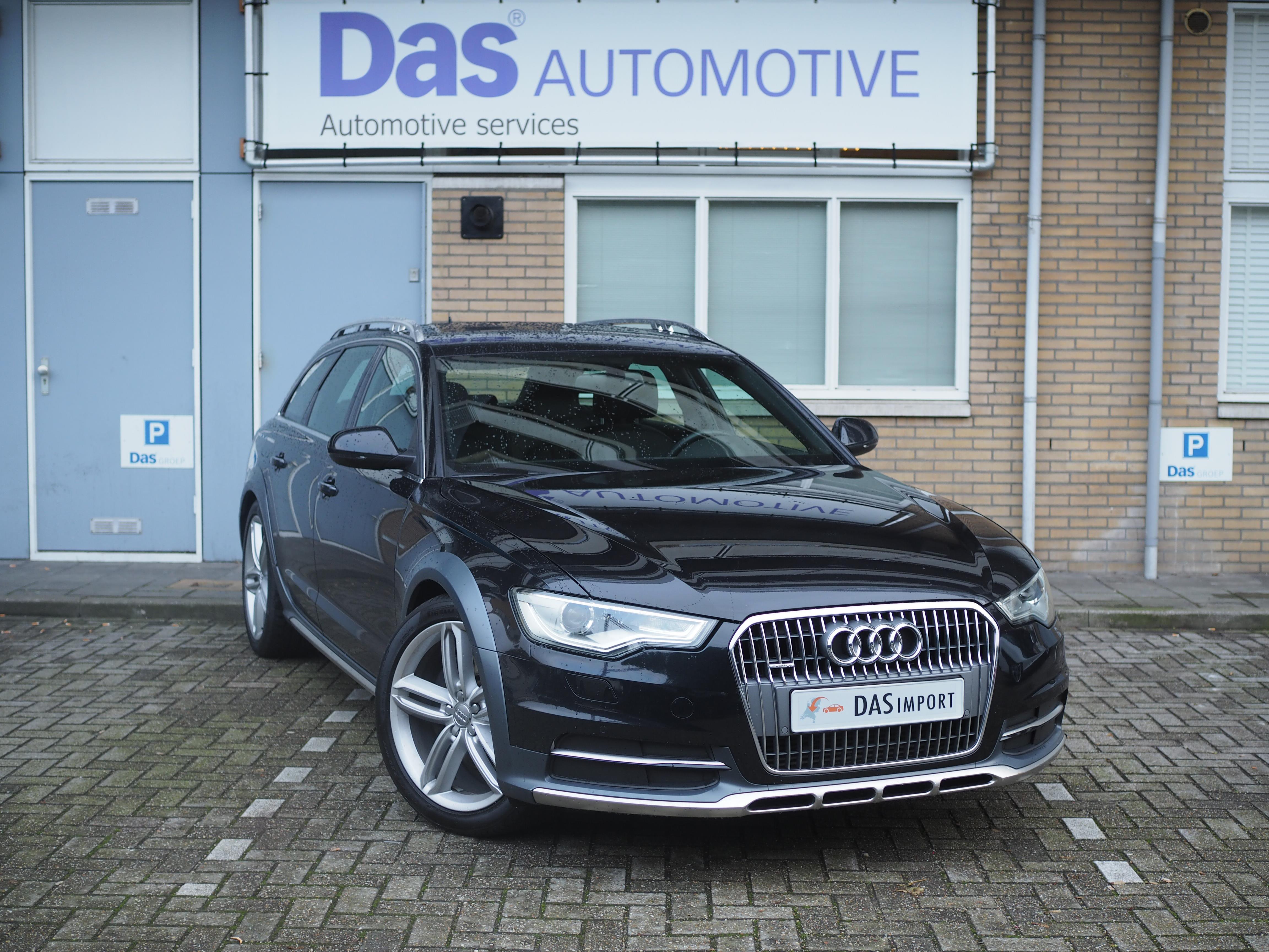 Importauto: Audi A6 Allroad Diesel 3.0 TDI 180kW quattro S tronic 7/2012