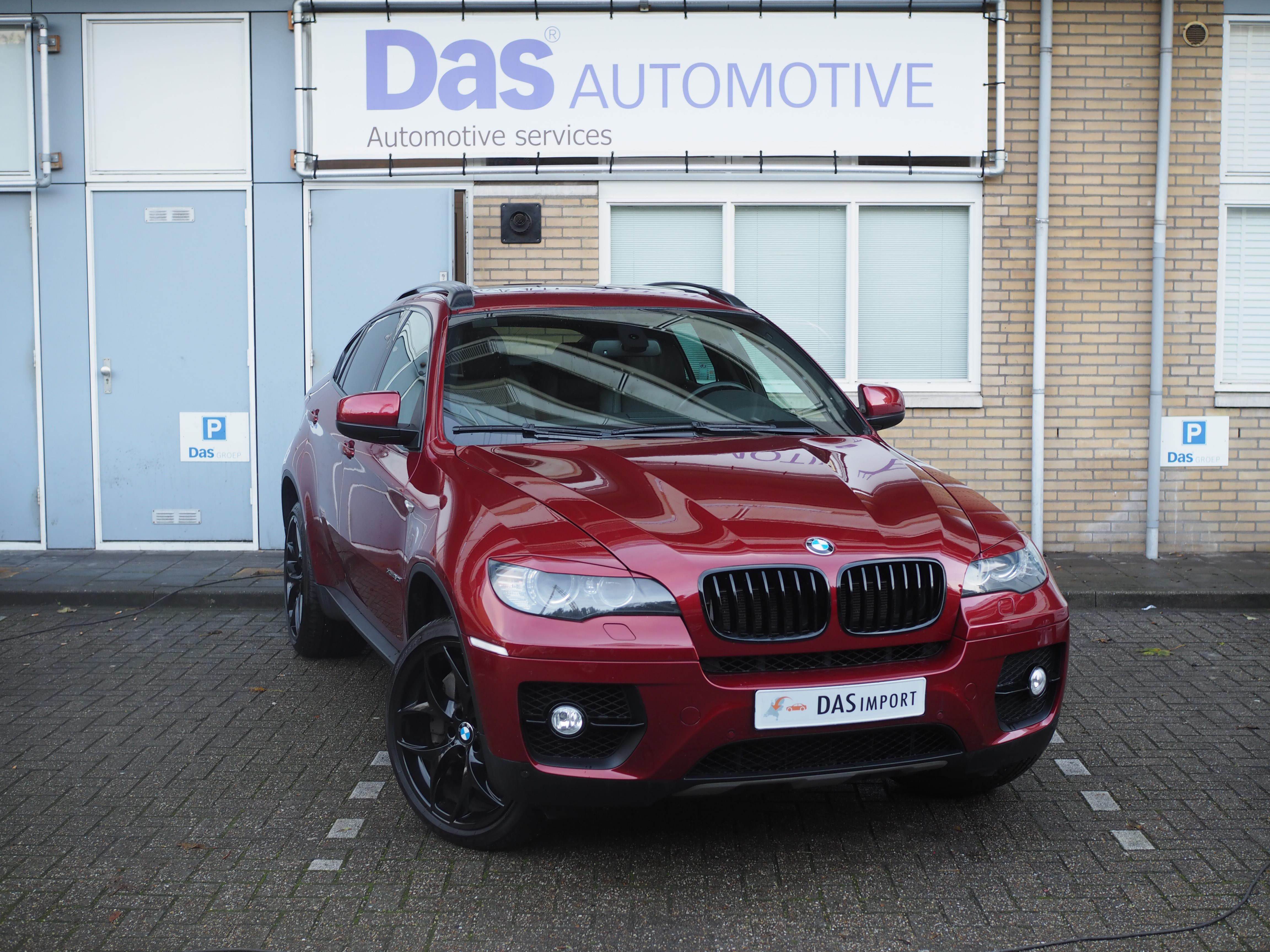 Importauto: BMW X6 xDrive50i 2/2009