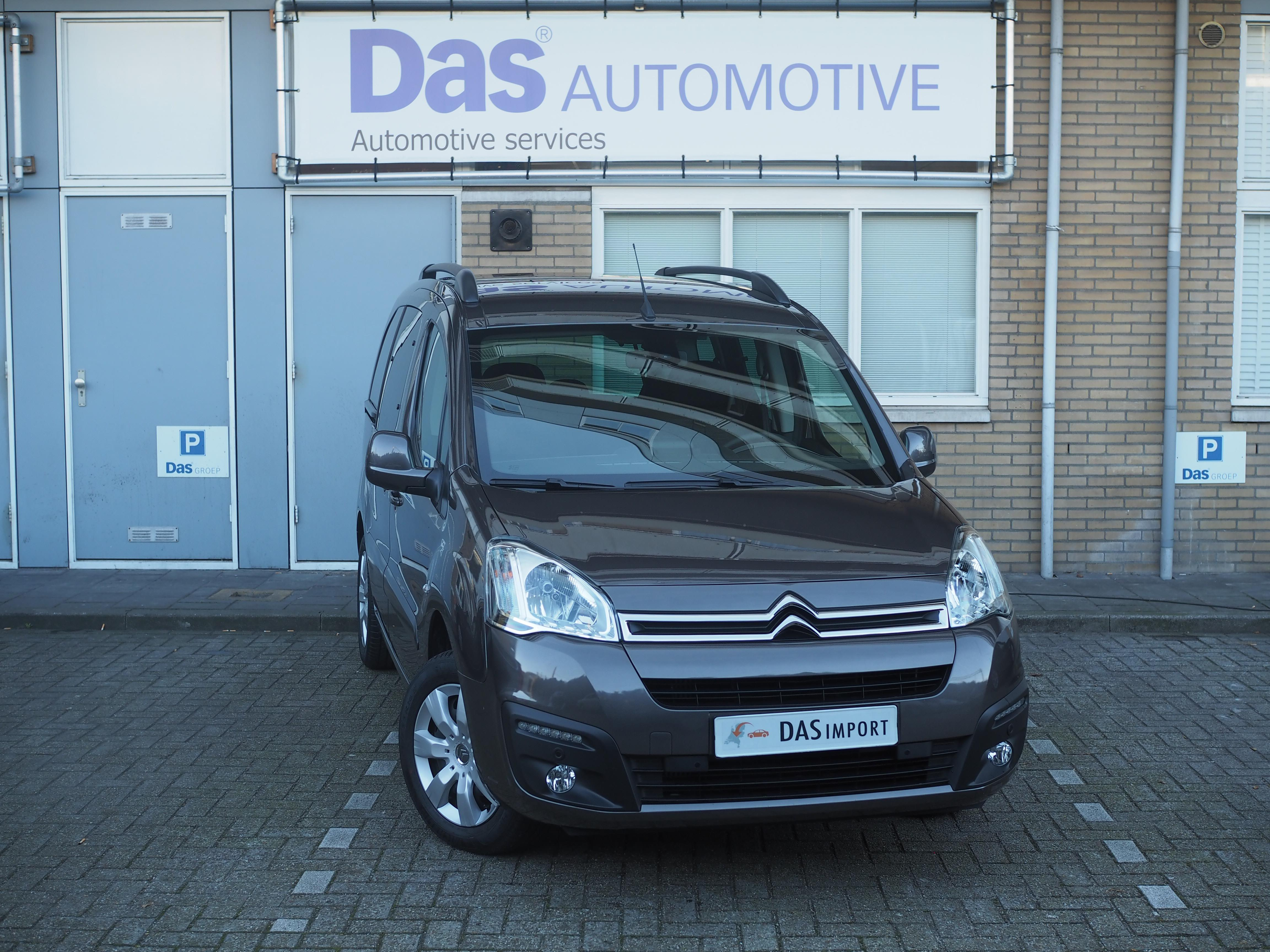 Importauto: Citroën Berlingo Multispace 9/2016