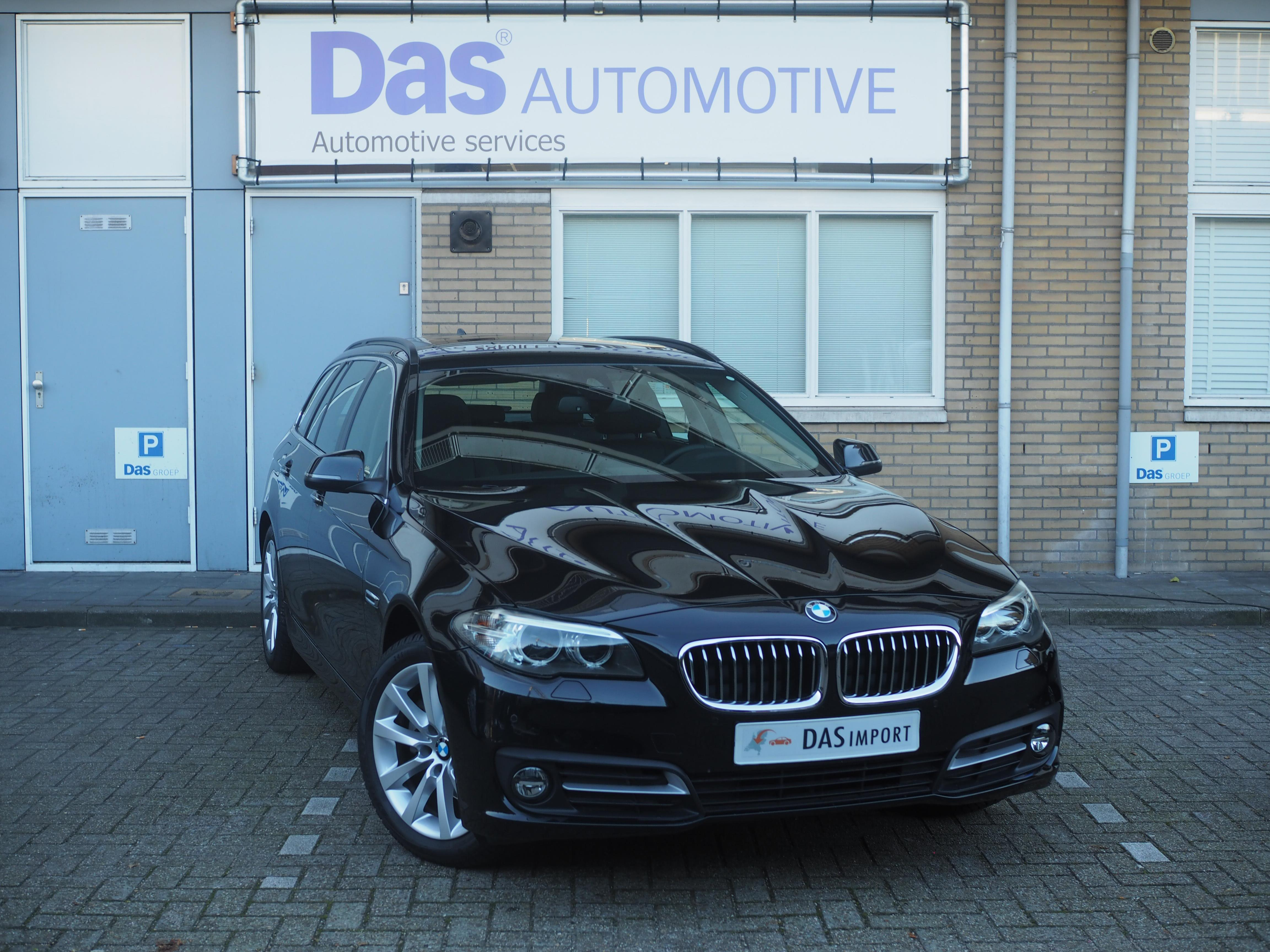 Importauto: BMW 5-serie 520D Touring  7/2015