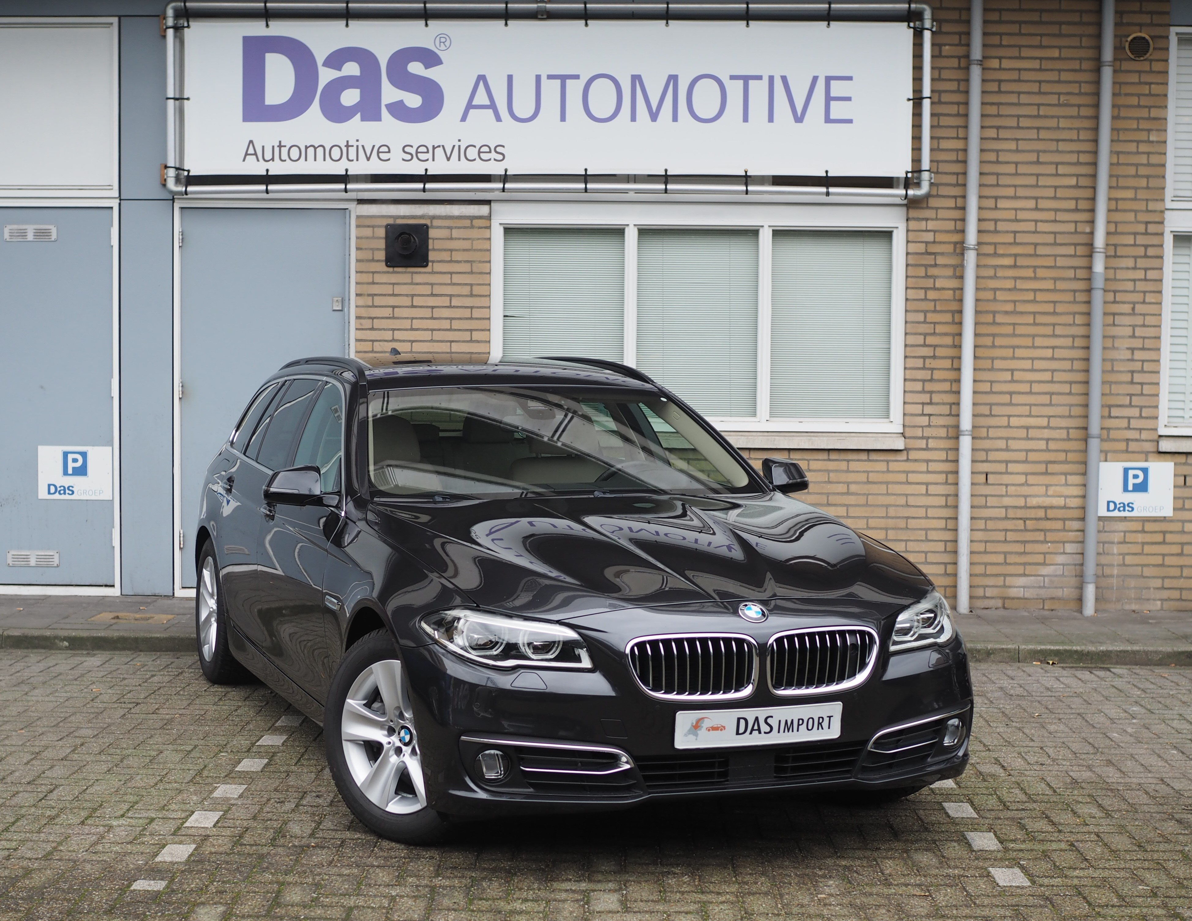 Importauto: BMW 5-serie 525 diesel touring 3/2015
