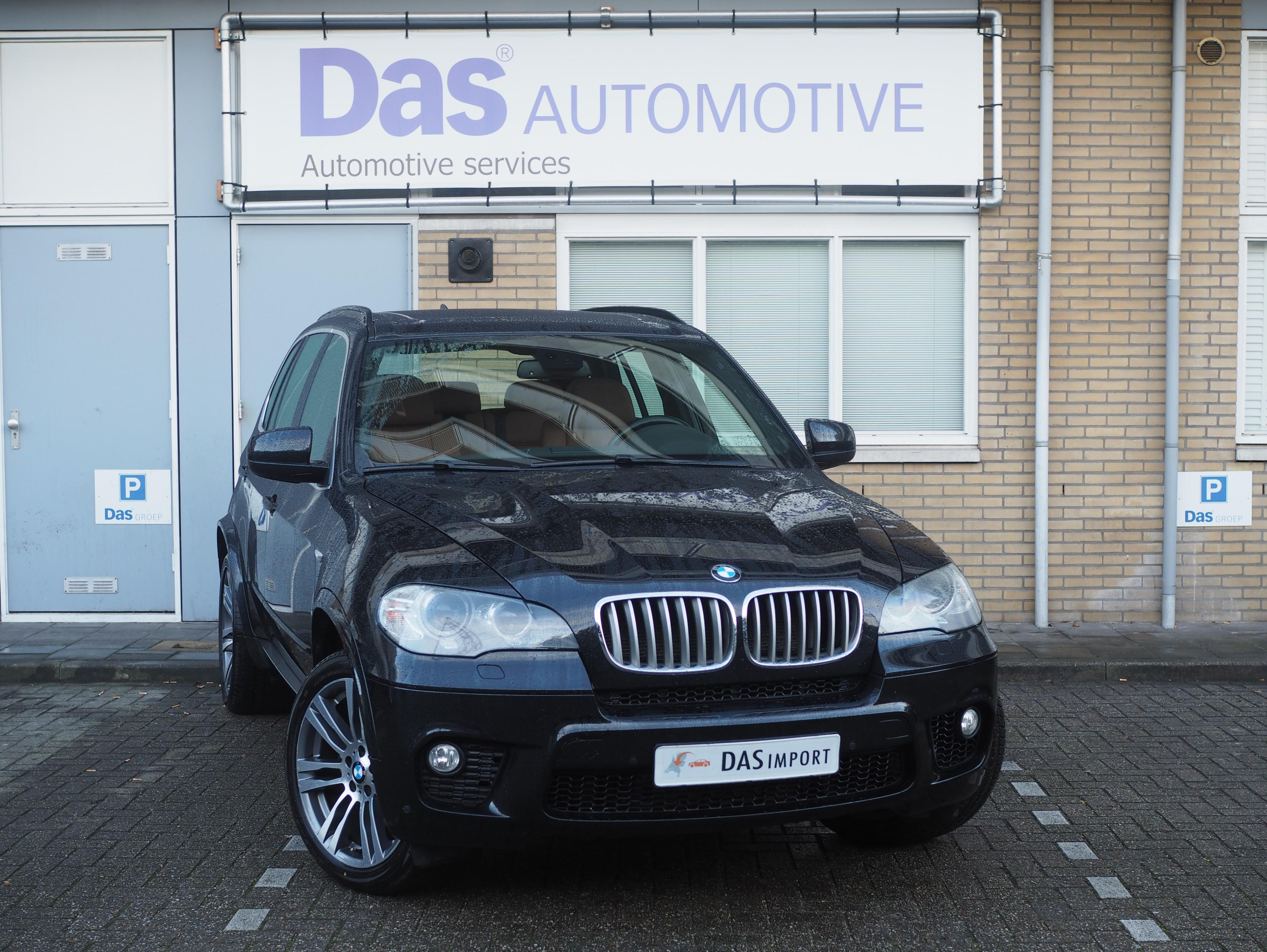 Importauto: BMW X5 xDrive 40d 1/2013