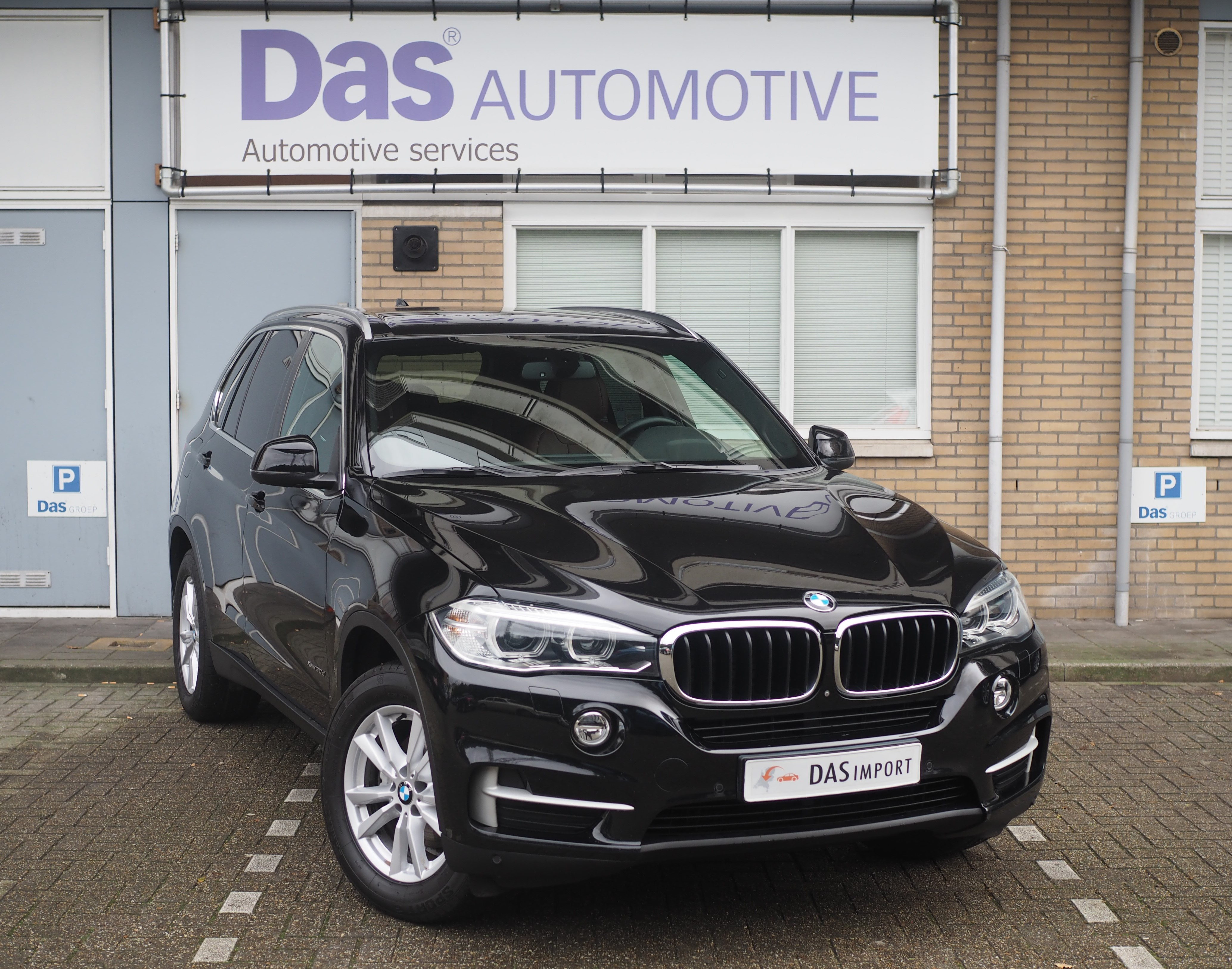 Importauto: BMW X5 xDrive 30d 2/2014